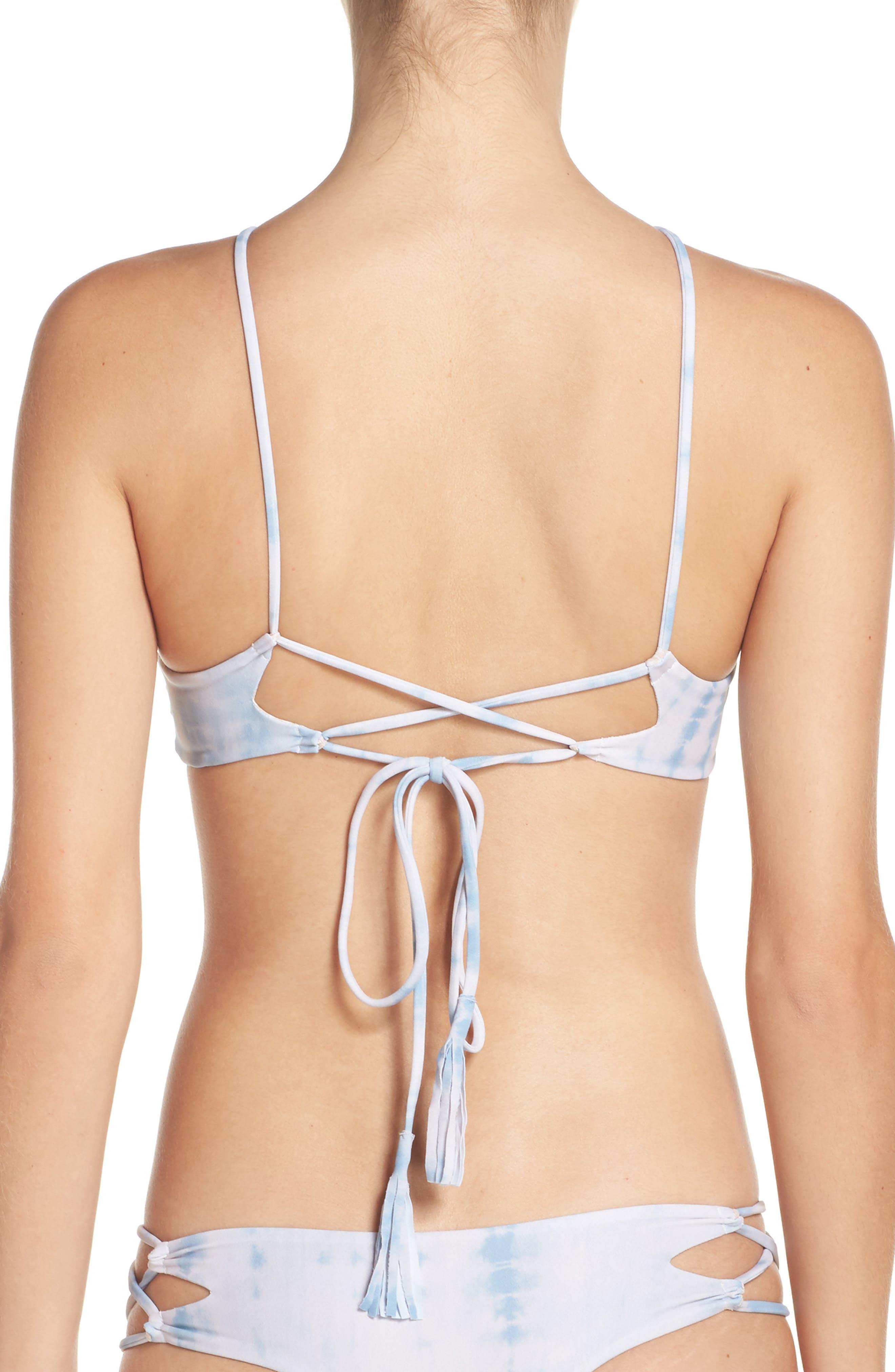 Alternate Image 2  - Acacia Swimwear Bikini Top