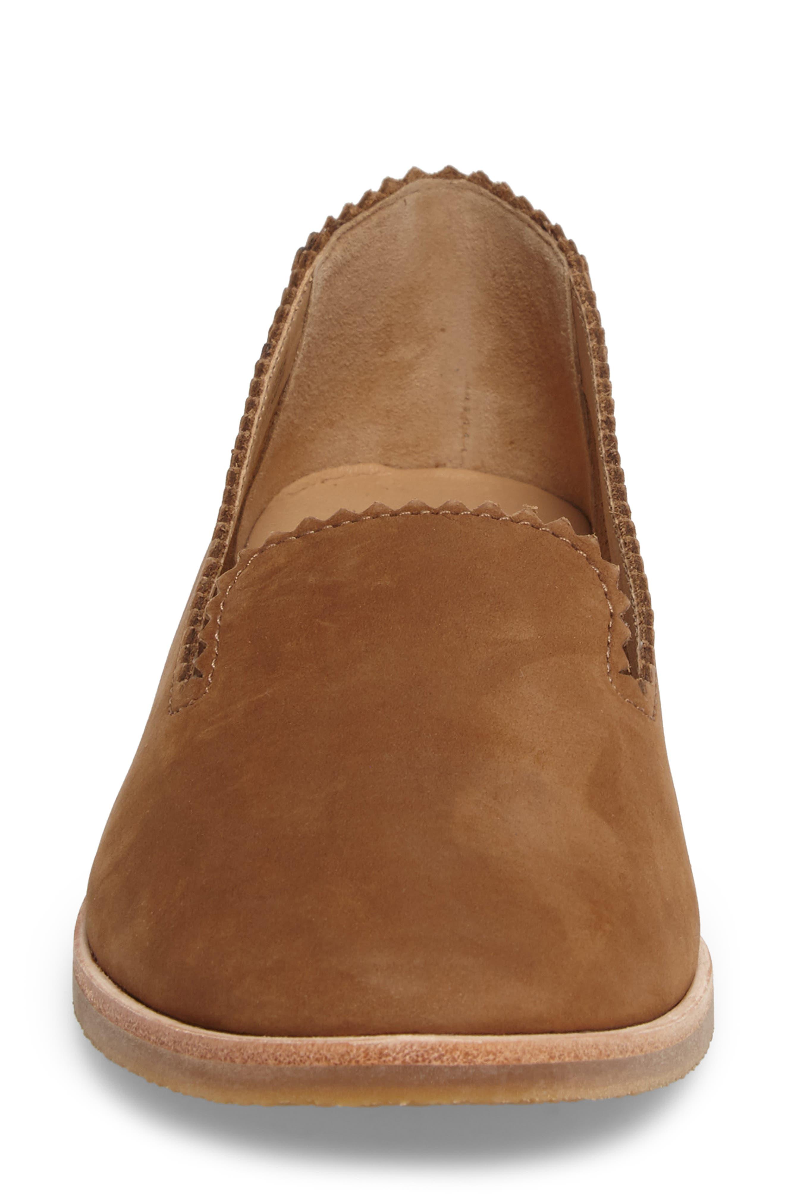 Alternate Image 4  - UGG® Vista Slip-On Flat (Women)
