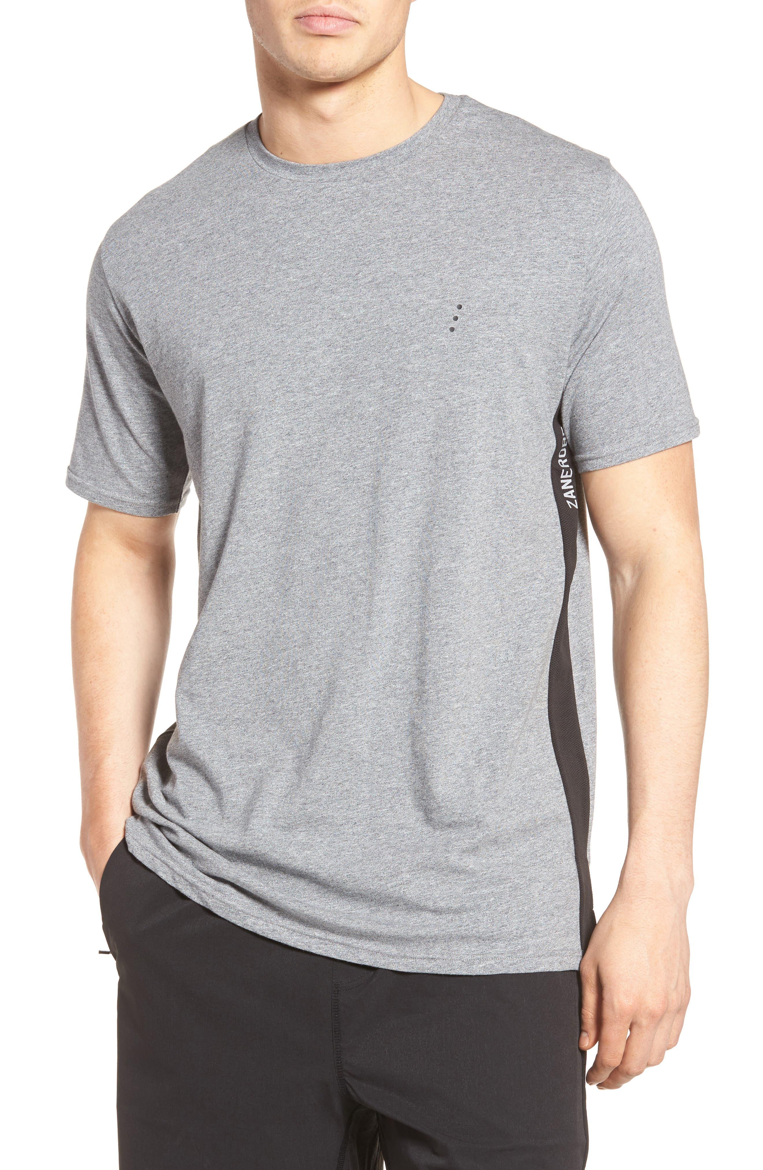ZANEROBE REC Flintlock Mesh Side T-Shirt