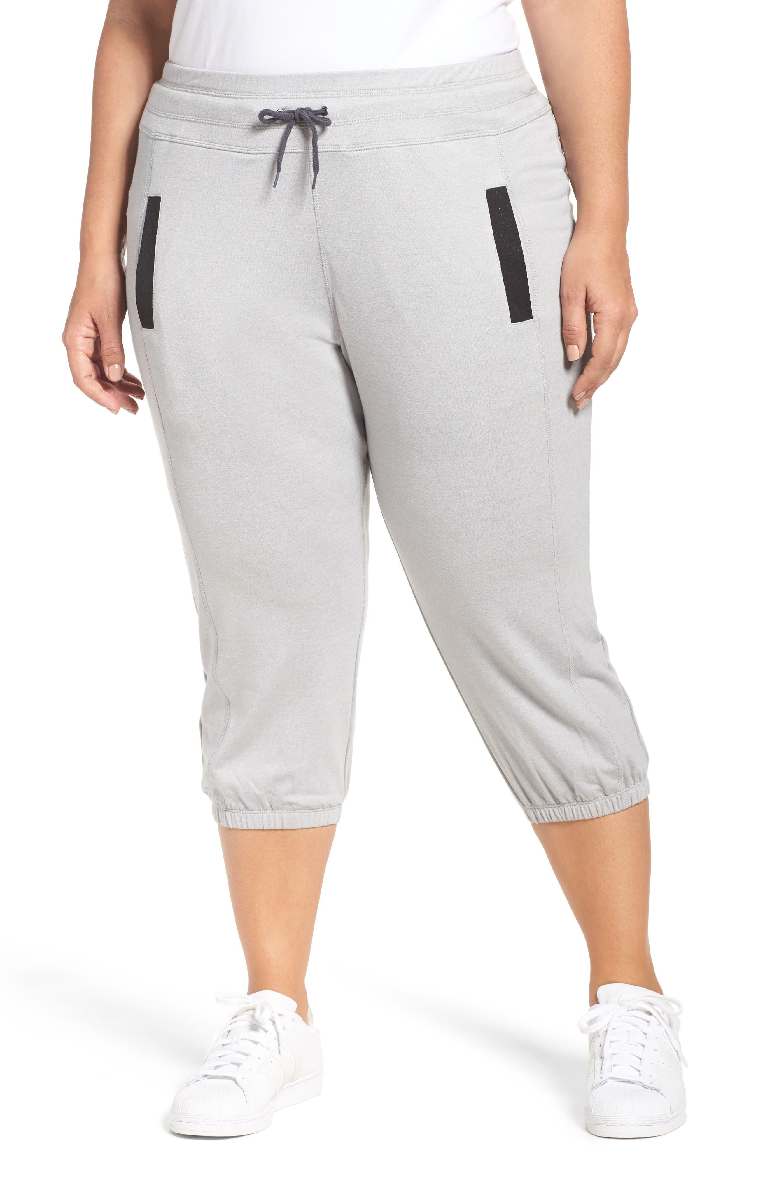 Marika Curves Effortless Jogger Pants (Plus Size)