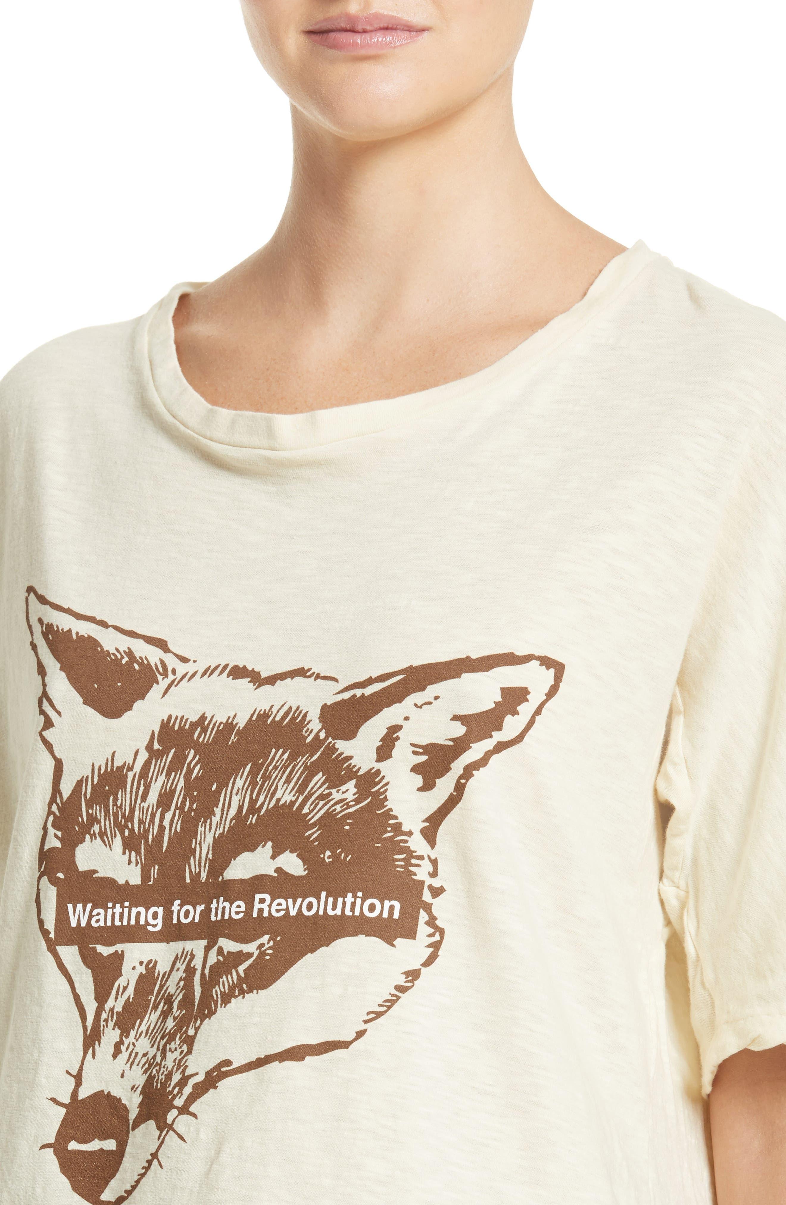 Alternate Image 6  - Undercover Wolf Tee