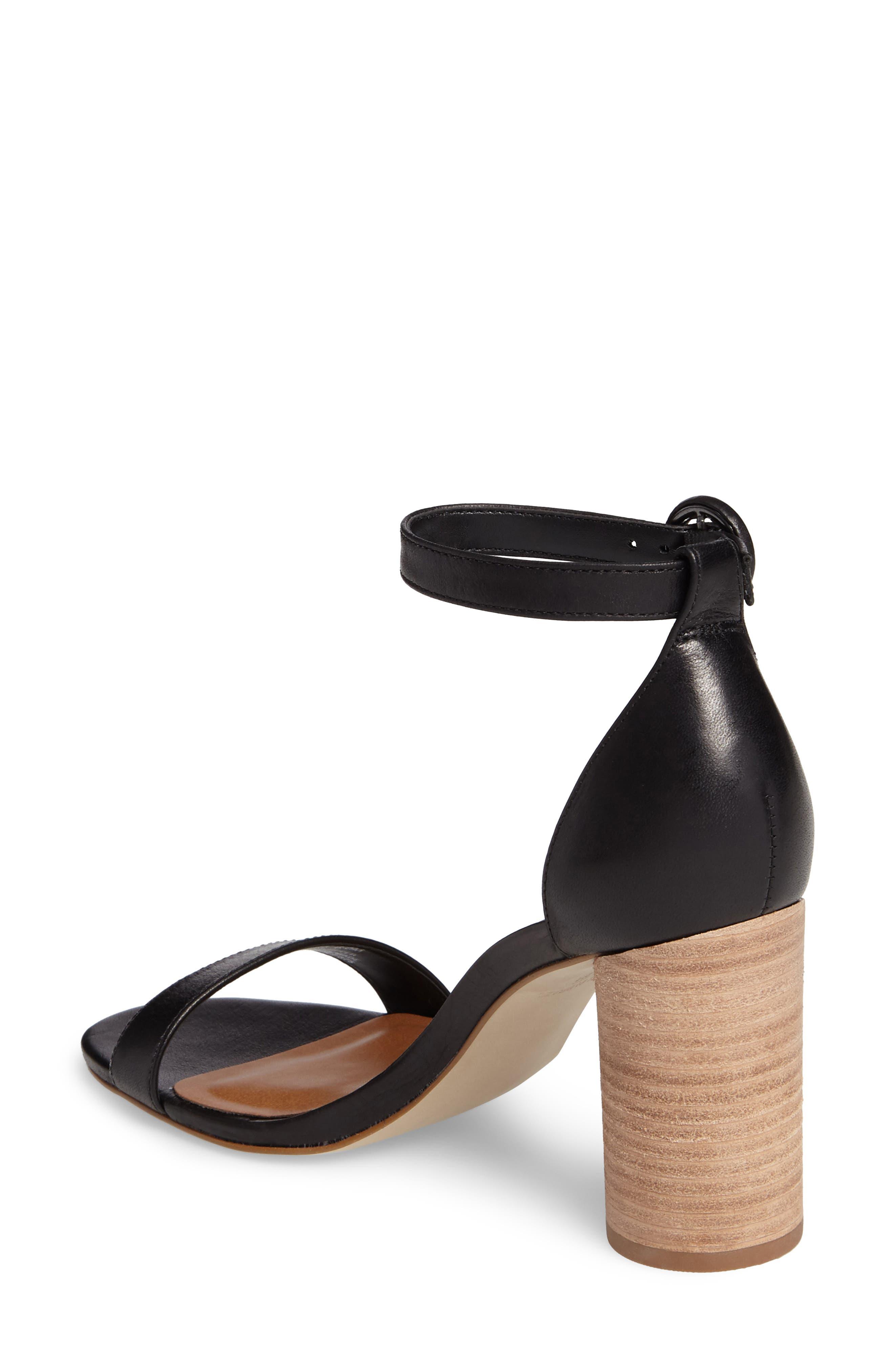 Alternate Image 2  - Steve Madden Sara Column Heel Sandal (Women)