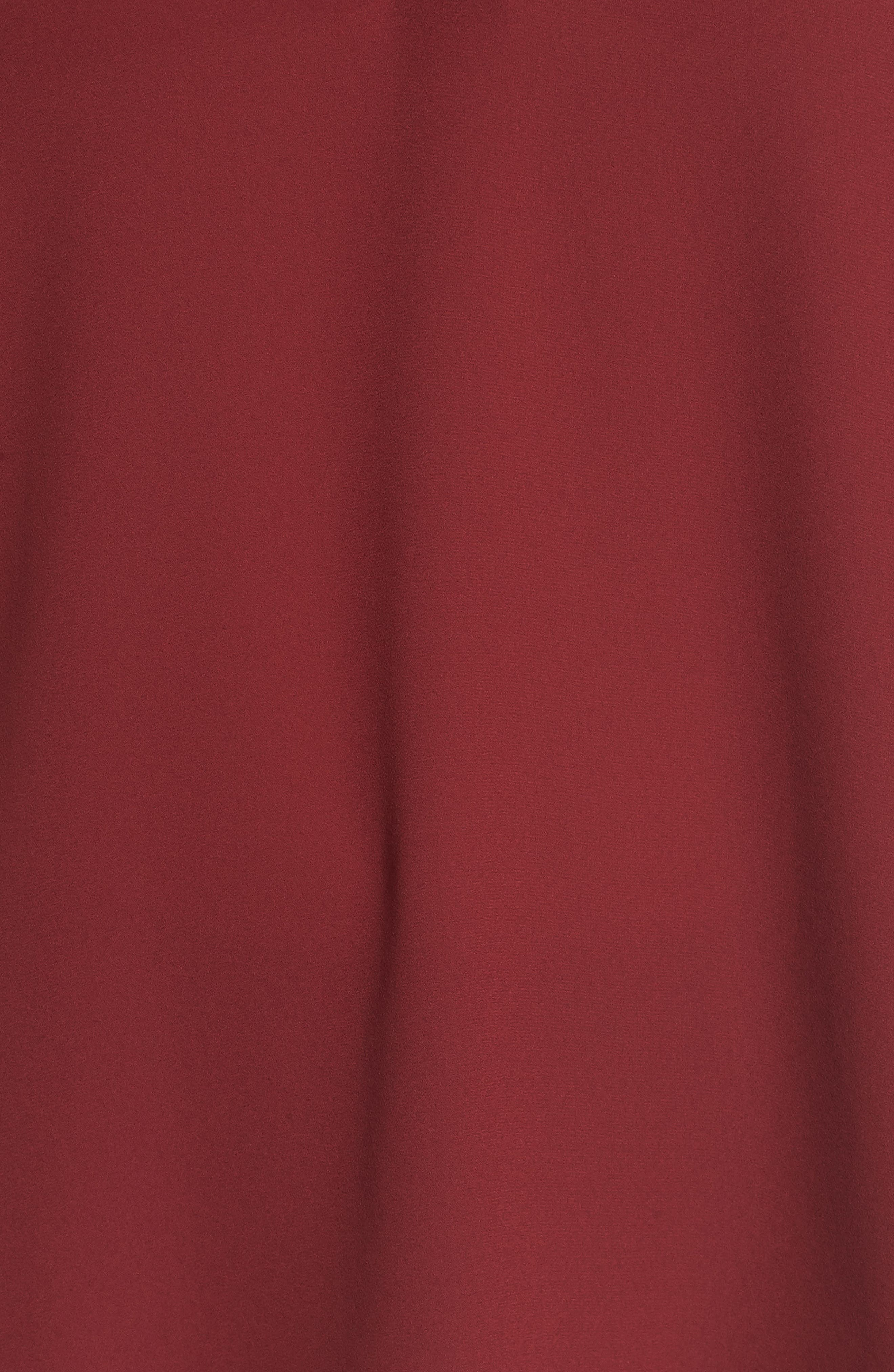 Alternate Image 5  - Lush Roll Tab Sleeve Woven Shirt