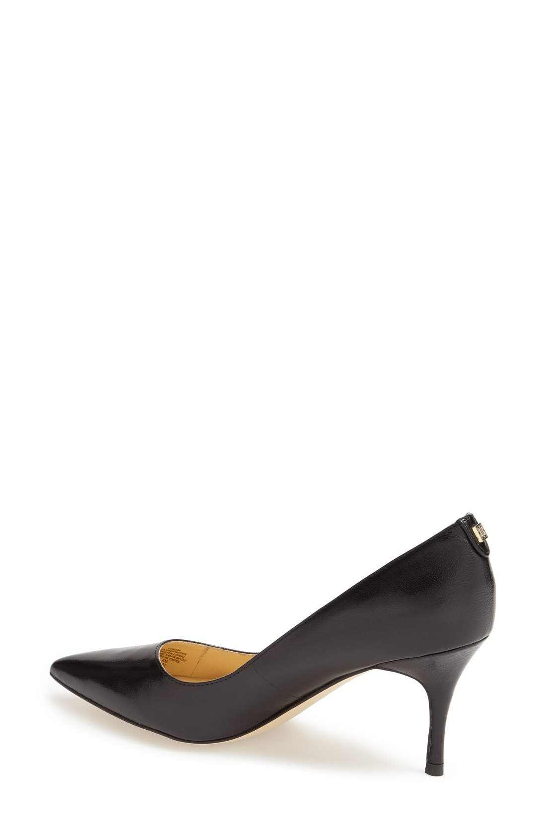 Alternate Image 2  - Ivanka Trump 'Boni' Pointy Toe Pump (Women)