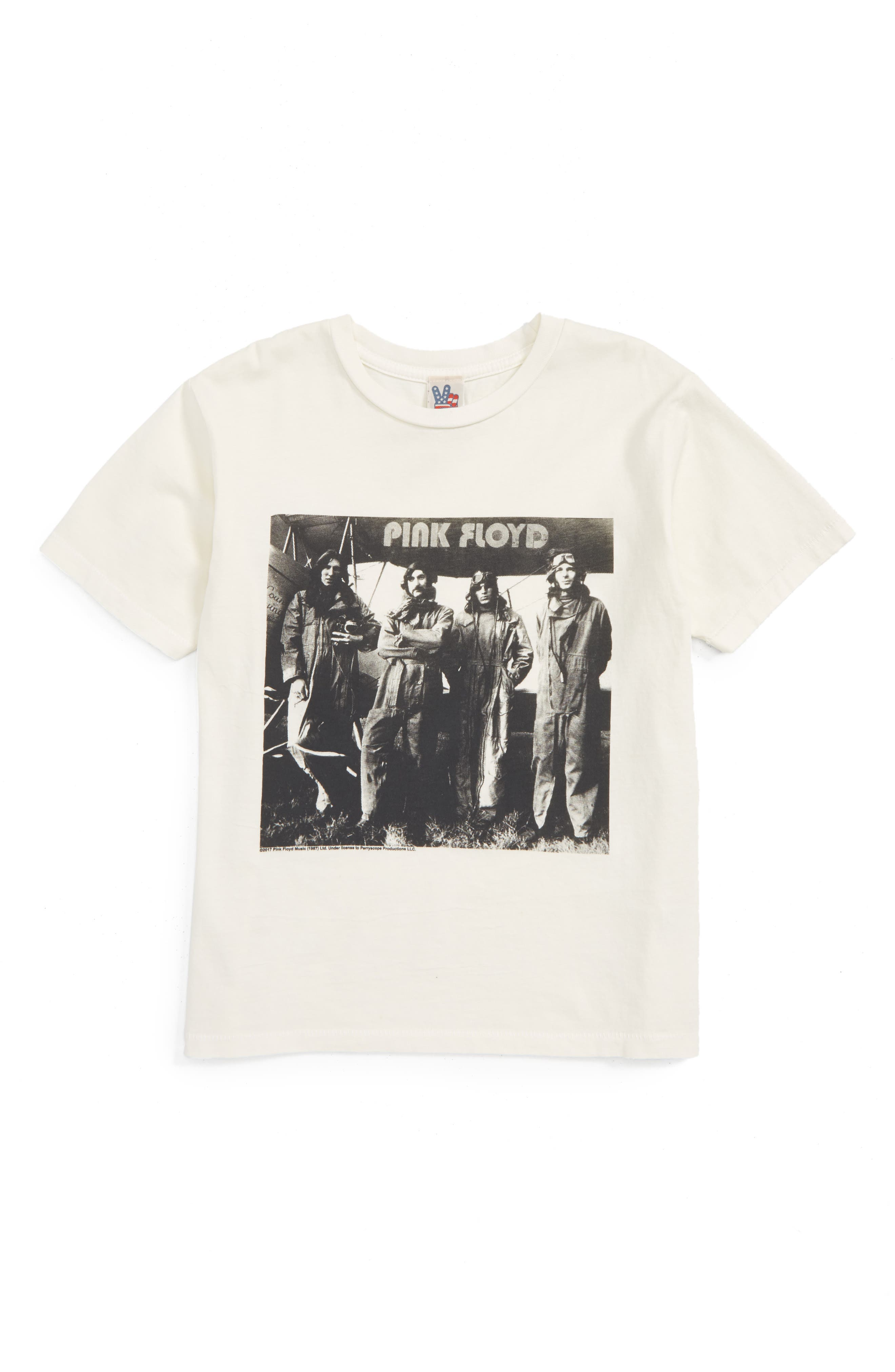 Junk Food Pink Floyd T-Shirt (Little Boys & Big Boys)