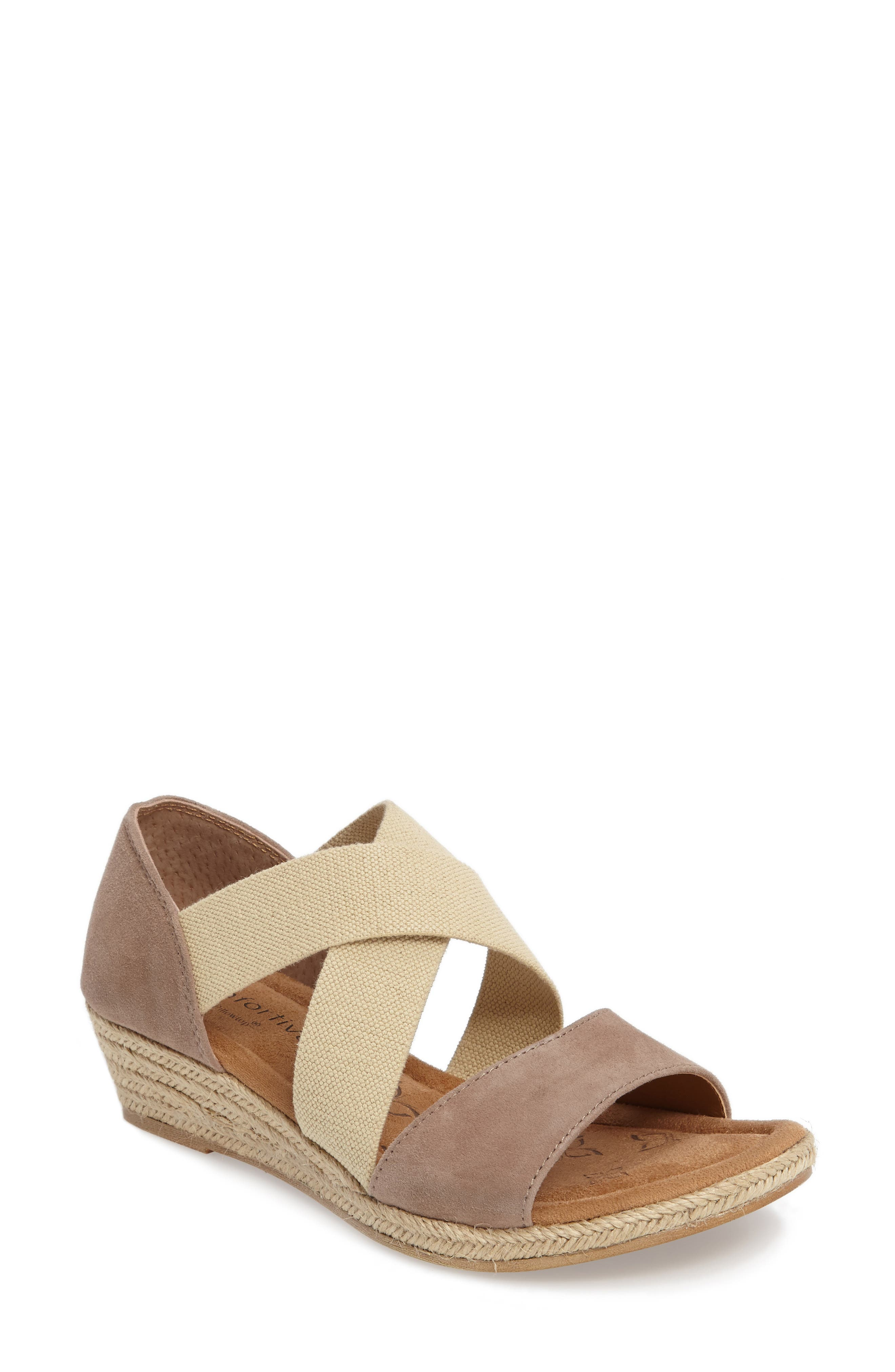 Comfortiva Brye Espadrille Sandal (Women)