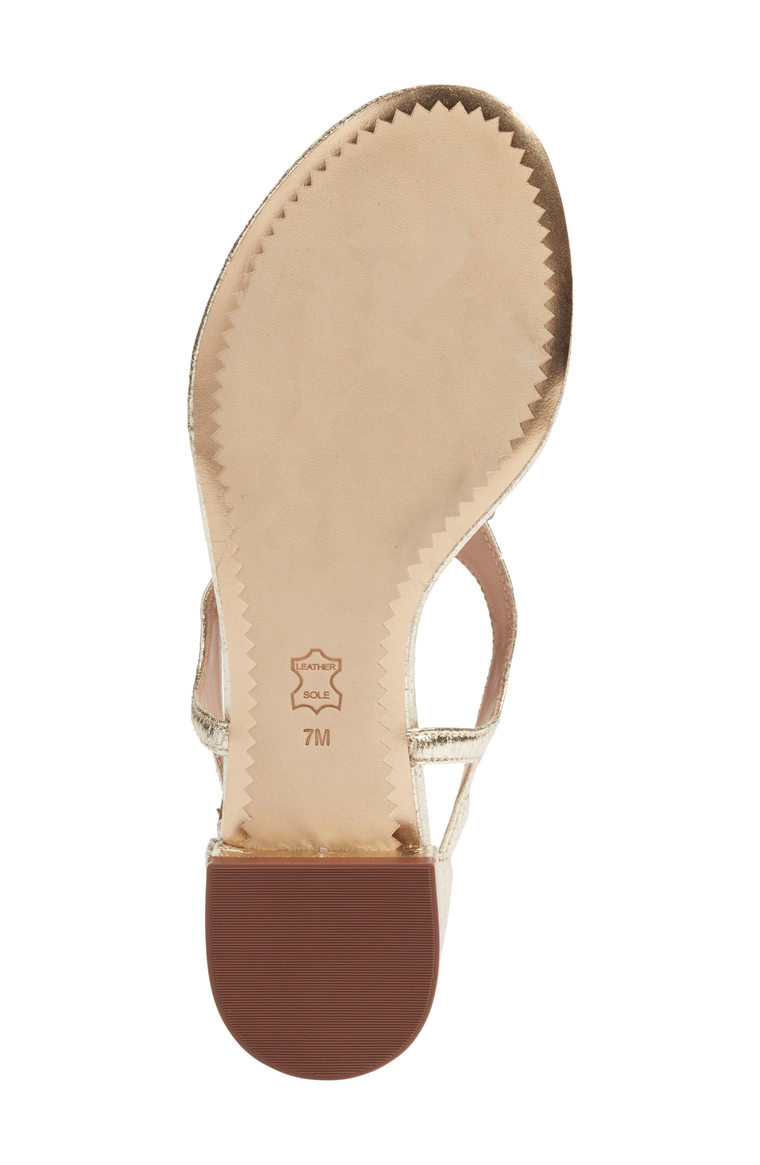 Alternate Image 6  - Tory Burch Blossom Sandal (Women)