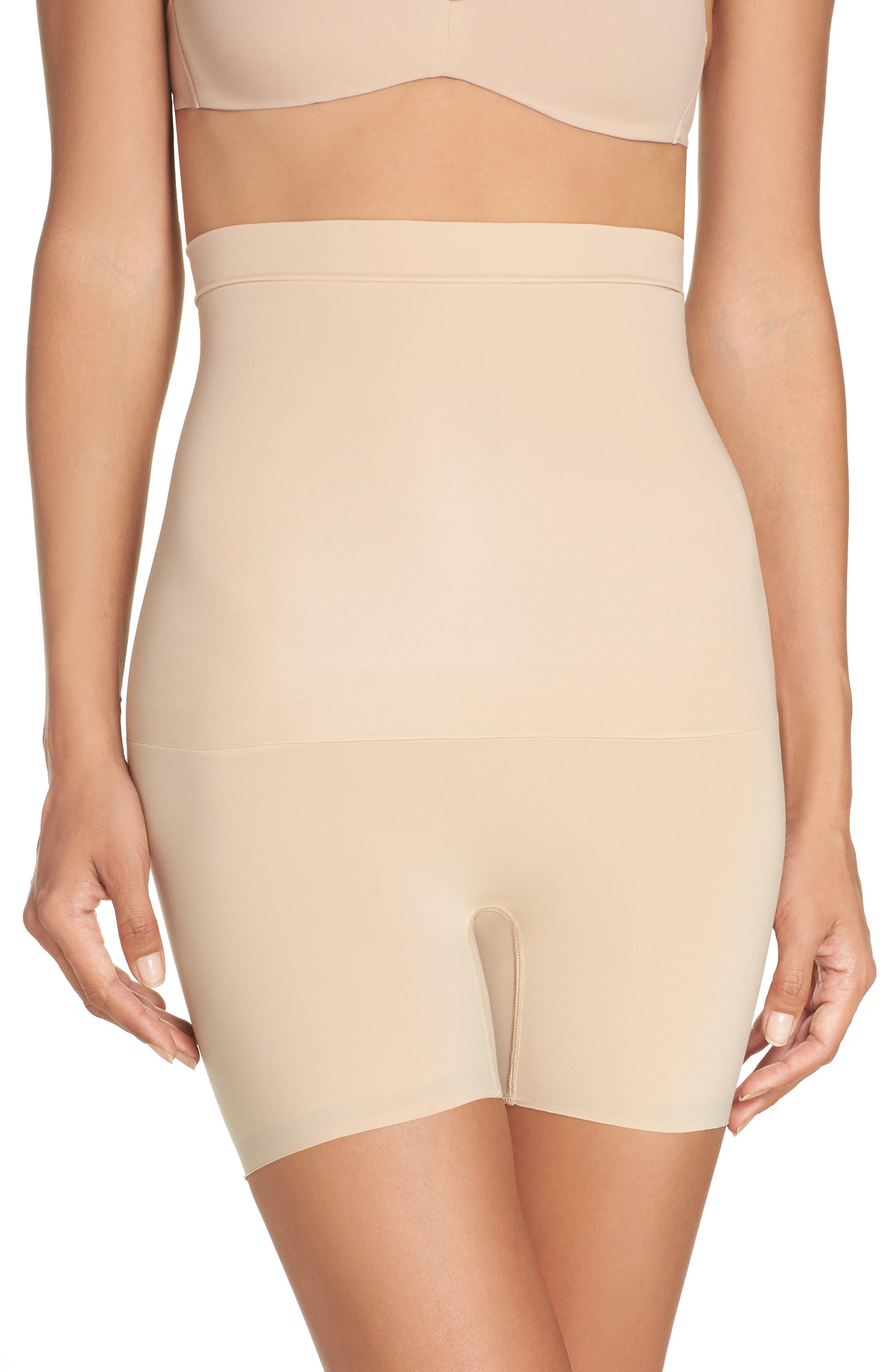 SPANX® Shape My Day High Waist Shorts