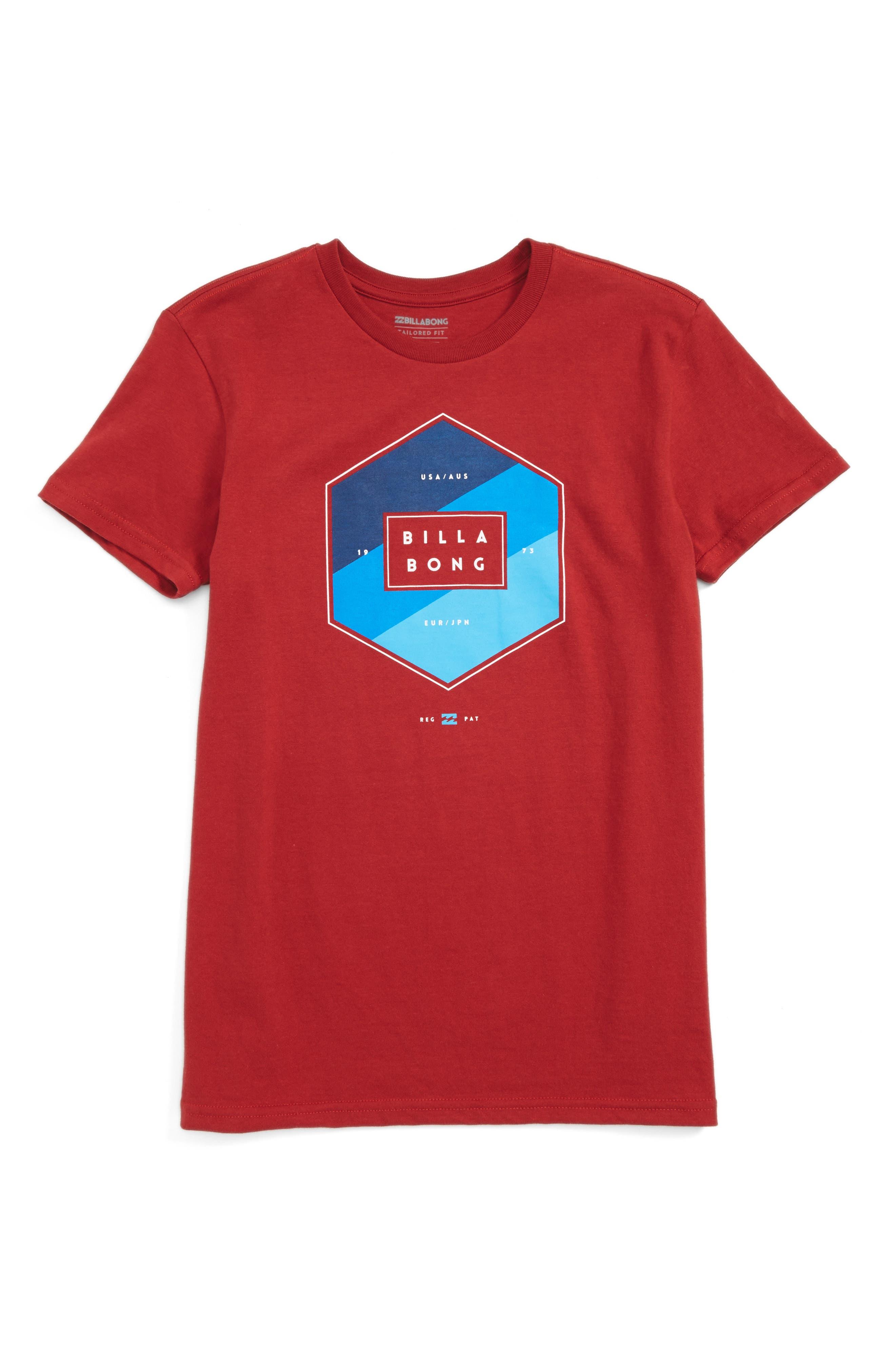 Billabong Access Graphic T-Shirt (Toddler Boys, Little Boys & Big Boys)