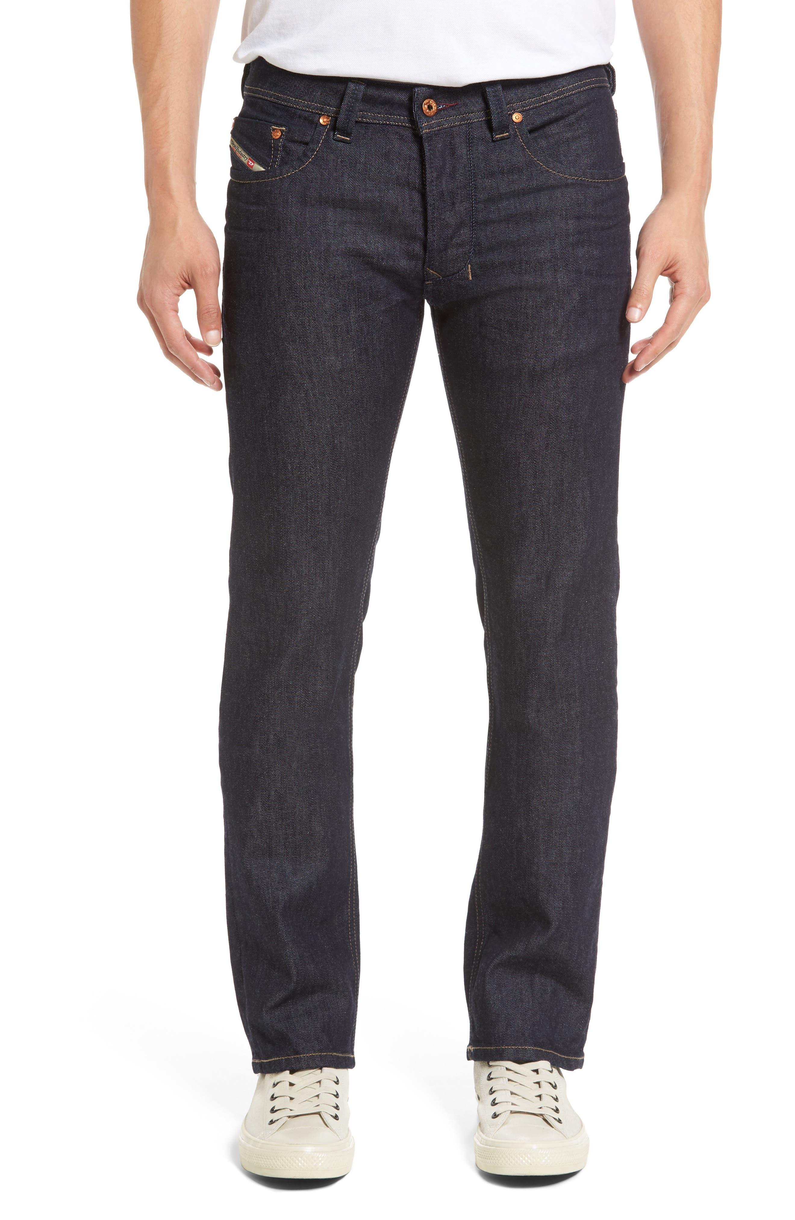 DIESEL® Larkee Relaxed Fit Jeans (084HN)