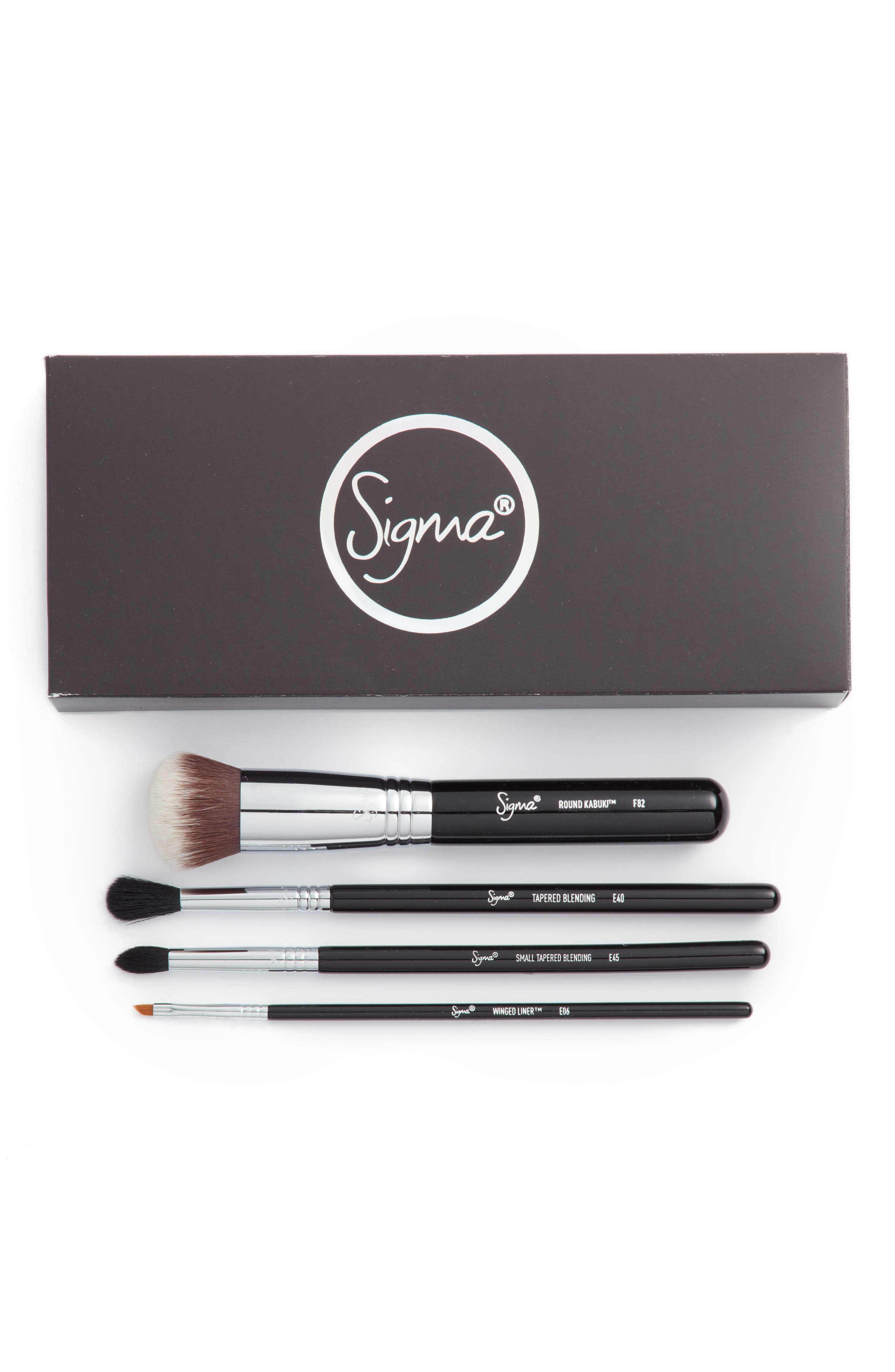 Sigma Beauty Classically Beautiful Brush Set ($73 Value)