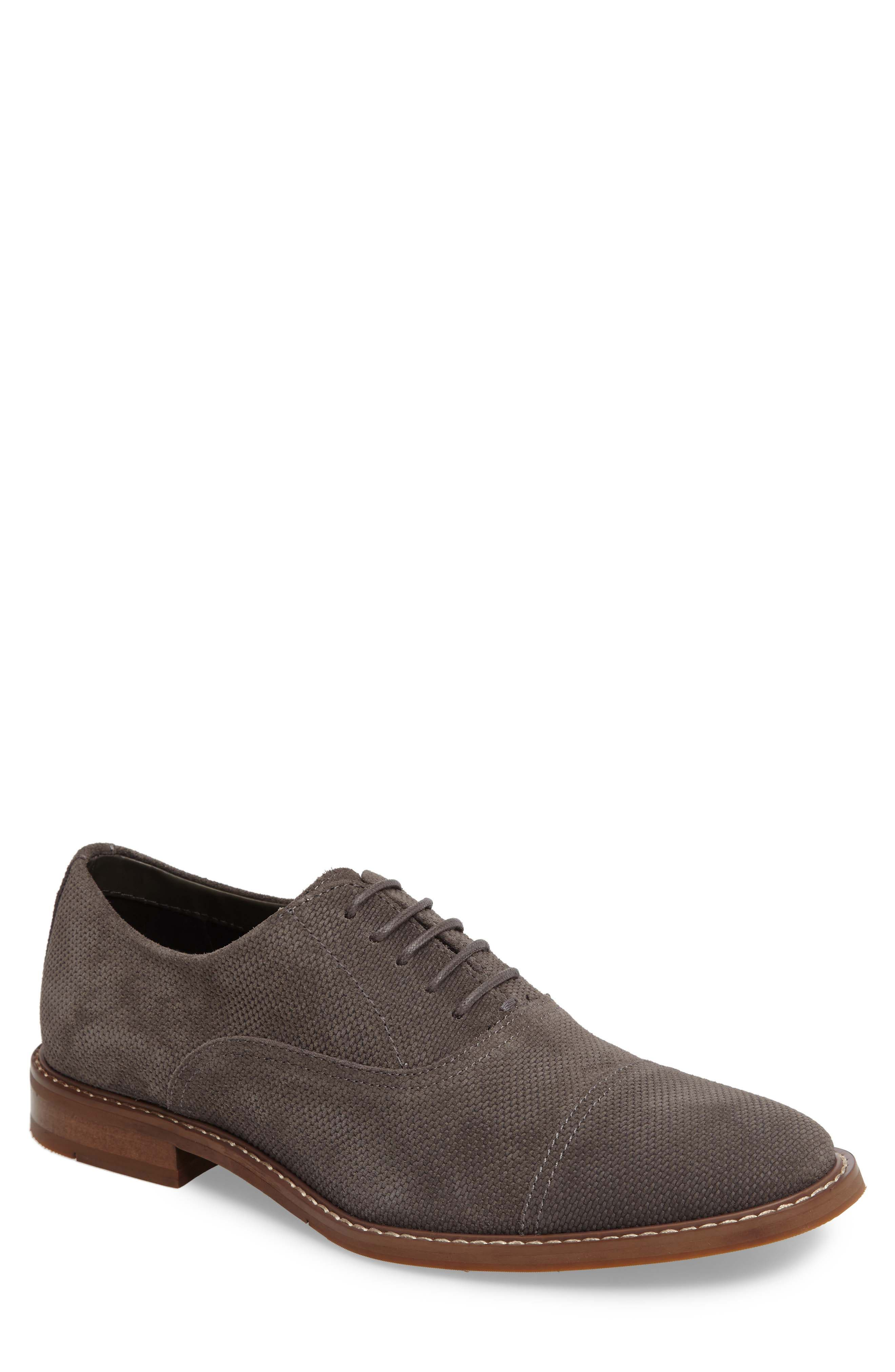 The Rail Ravenna Cap Toe Oxford (Men)