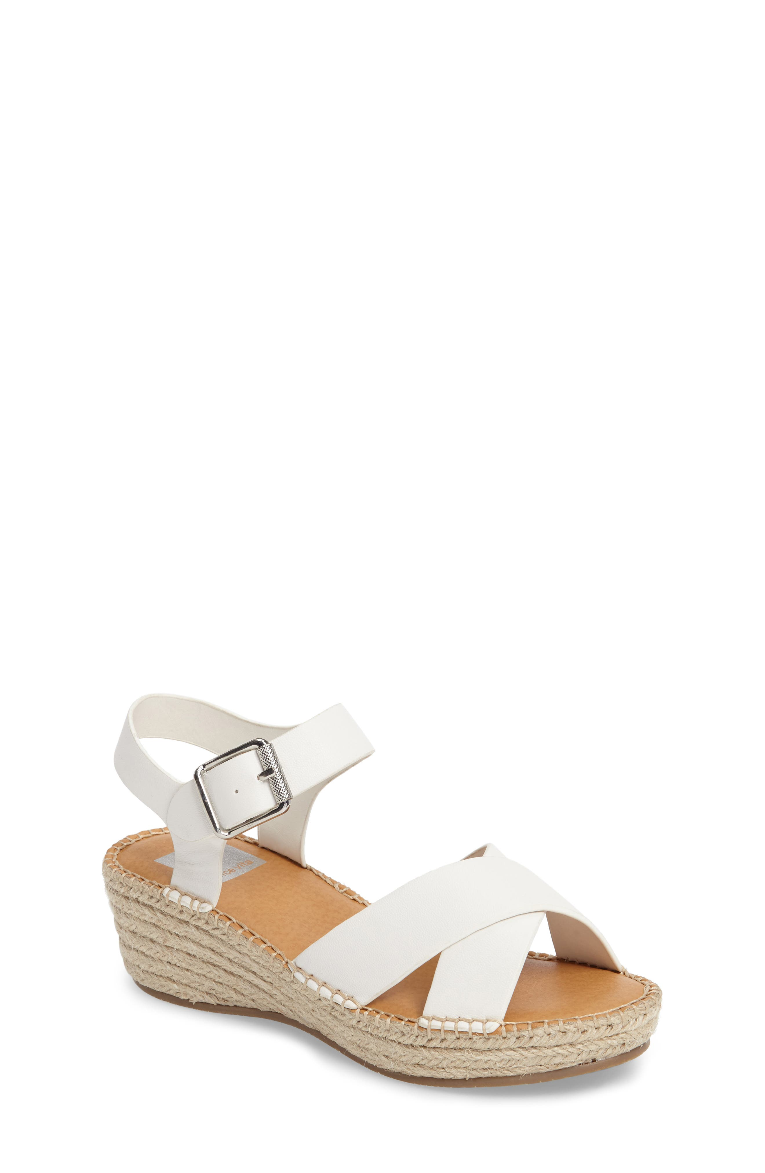 Dolce Vita Pamela Wedge Sandal (Toddler, Little Kid & Big Kid)