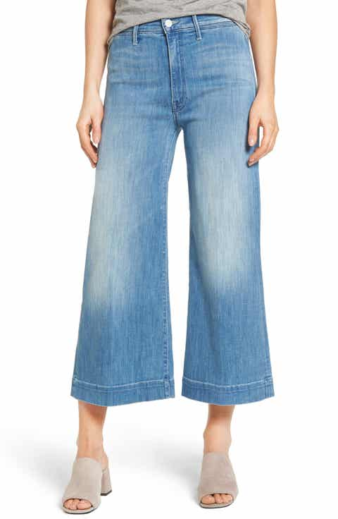 Wide Leg High-Waisted Jeans for Women   Nordstrom