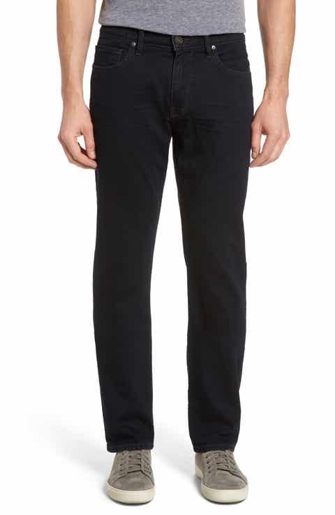 PAIGE Normandie Straight Leg Jeans (Watts)