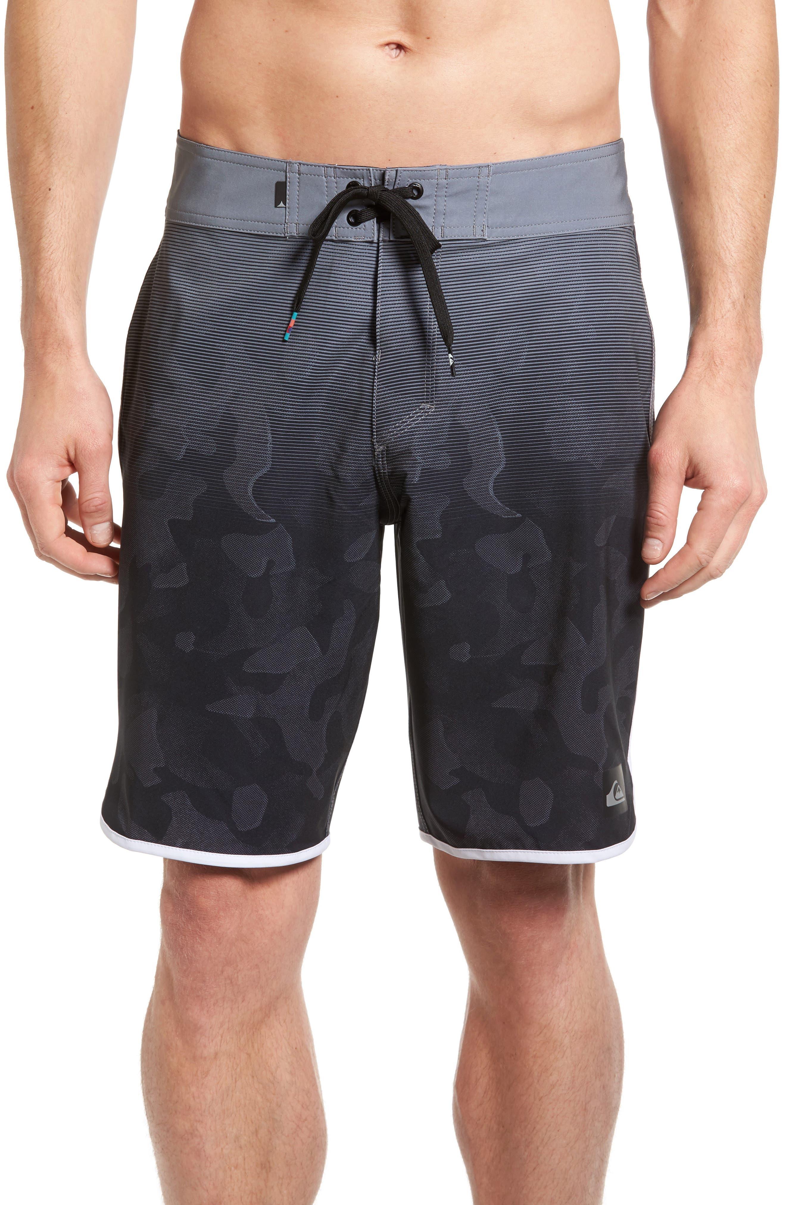 Quiksilver Shore Scallop Board Shorts