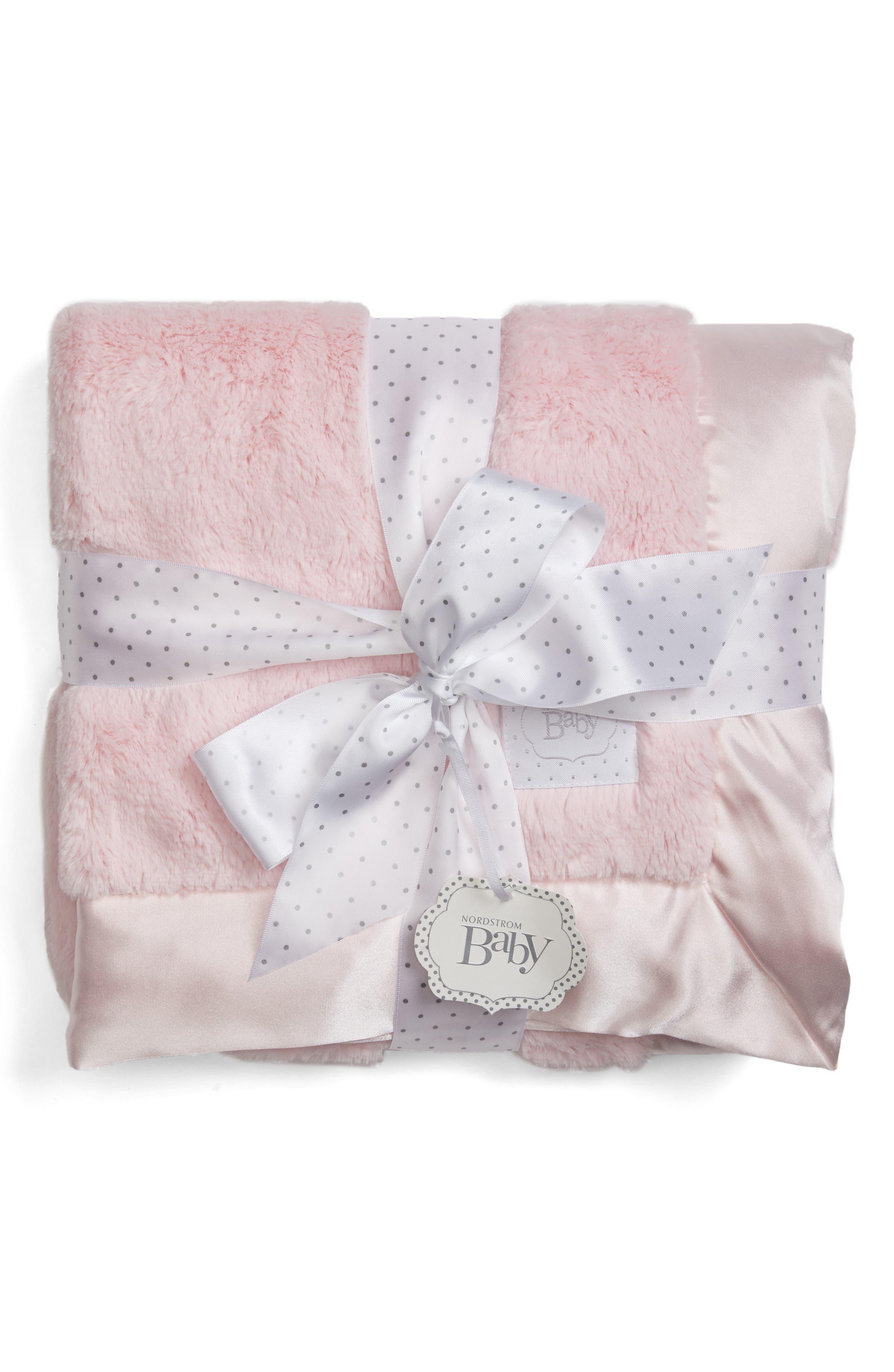 Nordstrom Baby Luxe Plush Blanket