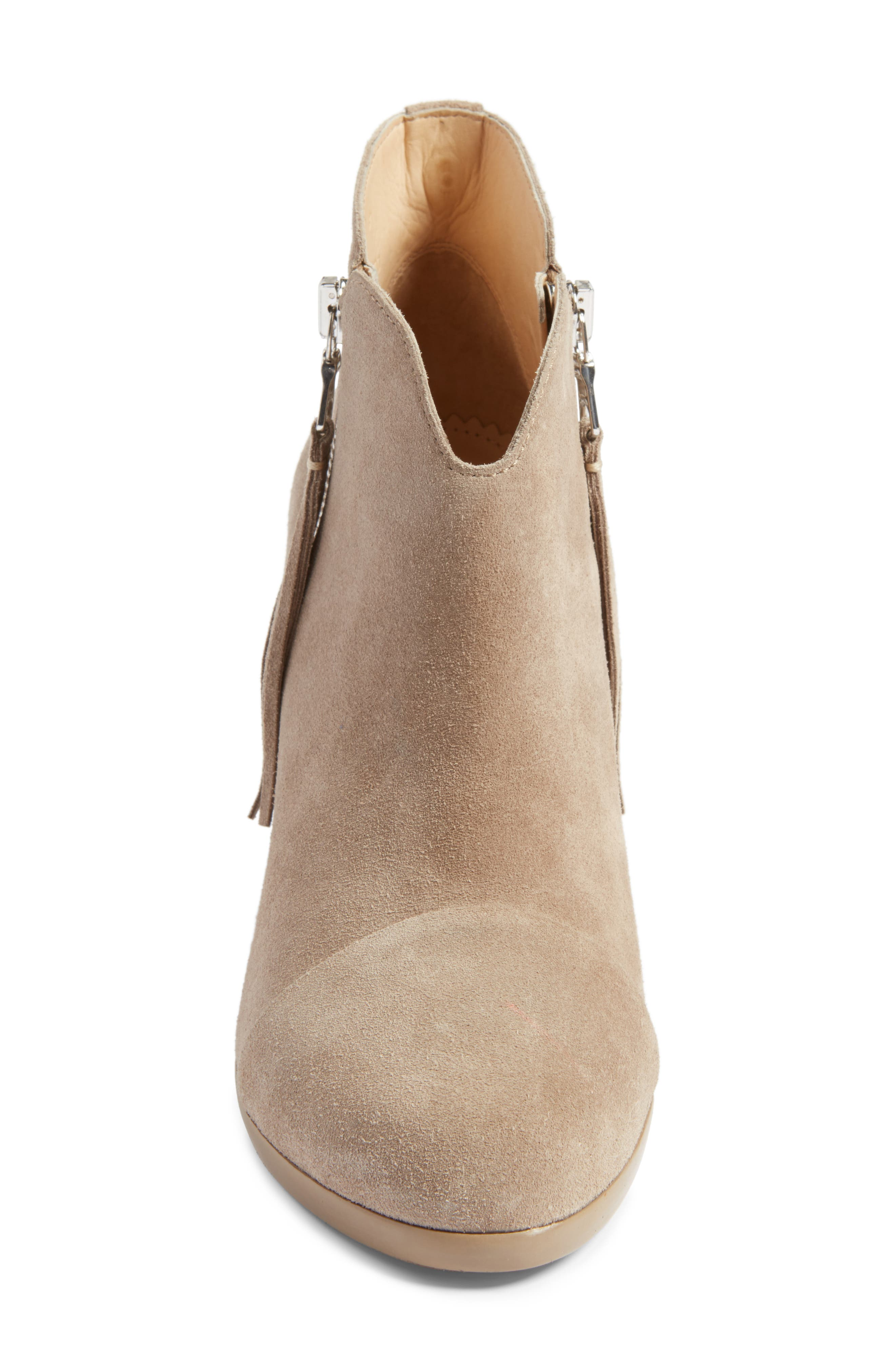 Alternate Image 4  - rag & bone Margot Fringe Cap Toe Bootie (Women)