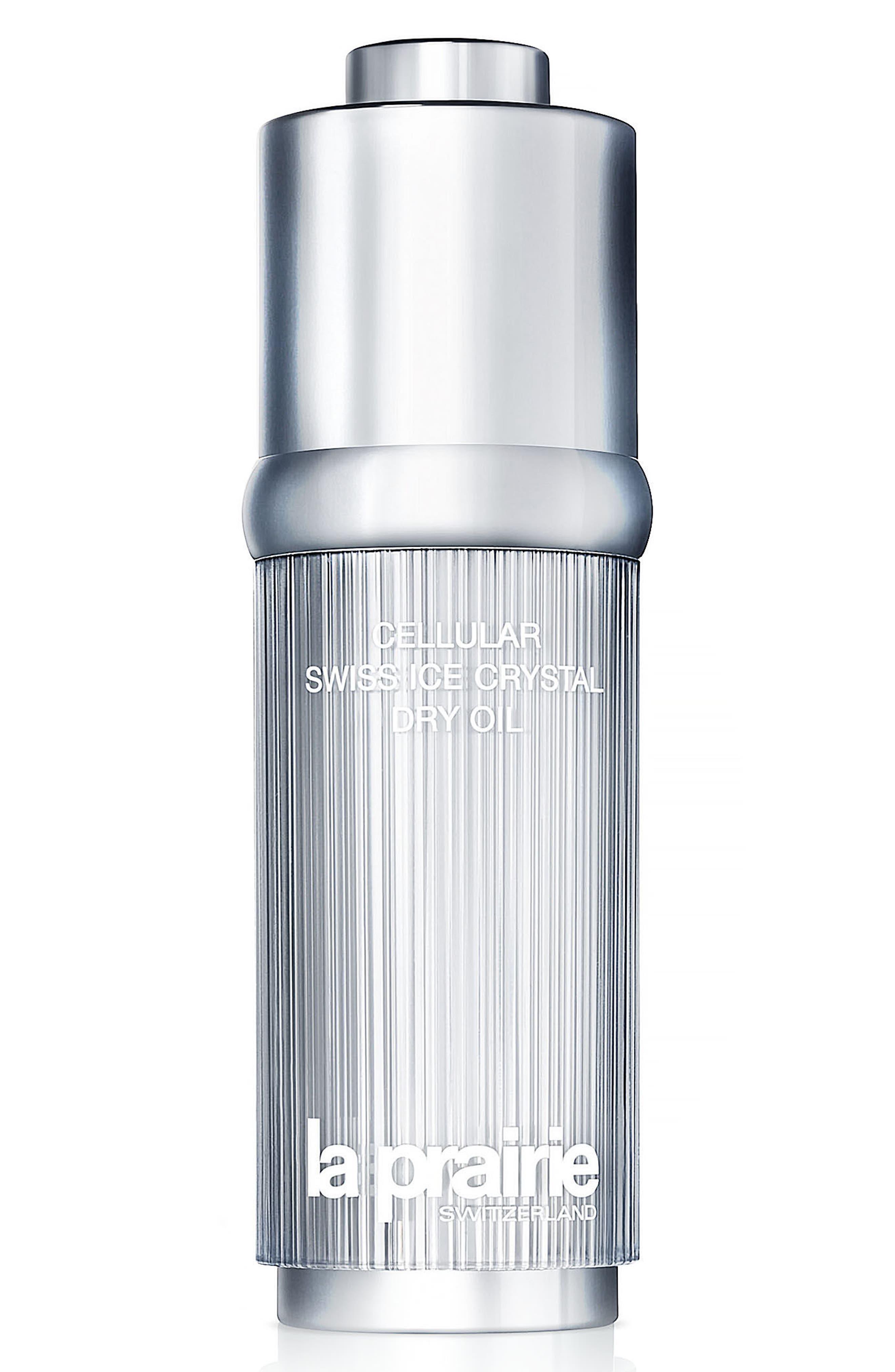 Alternate Image 1 Selected - La Prairie Cellular Swiss Ice Crystal Dry Oil
