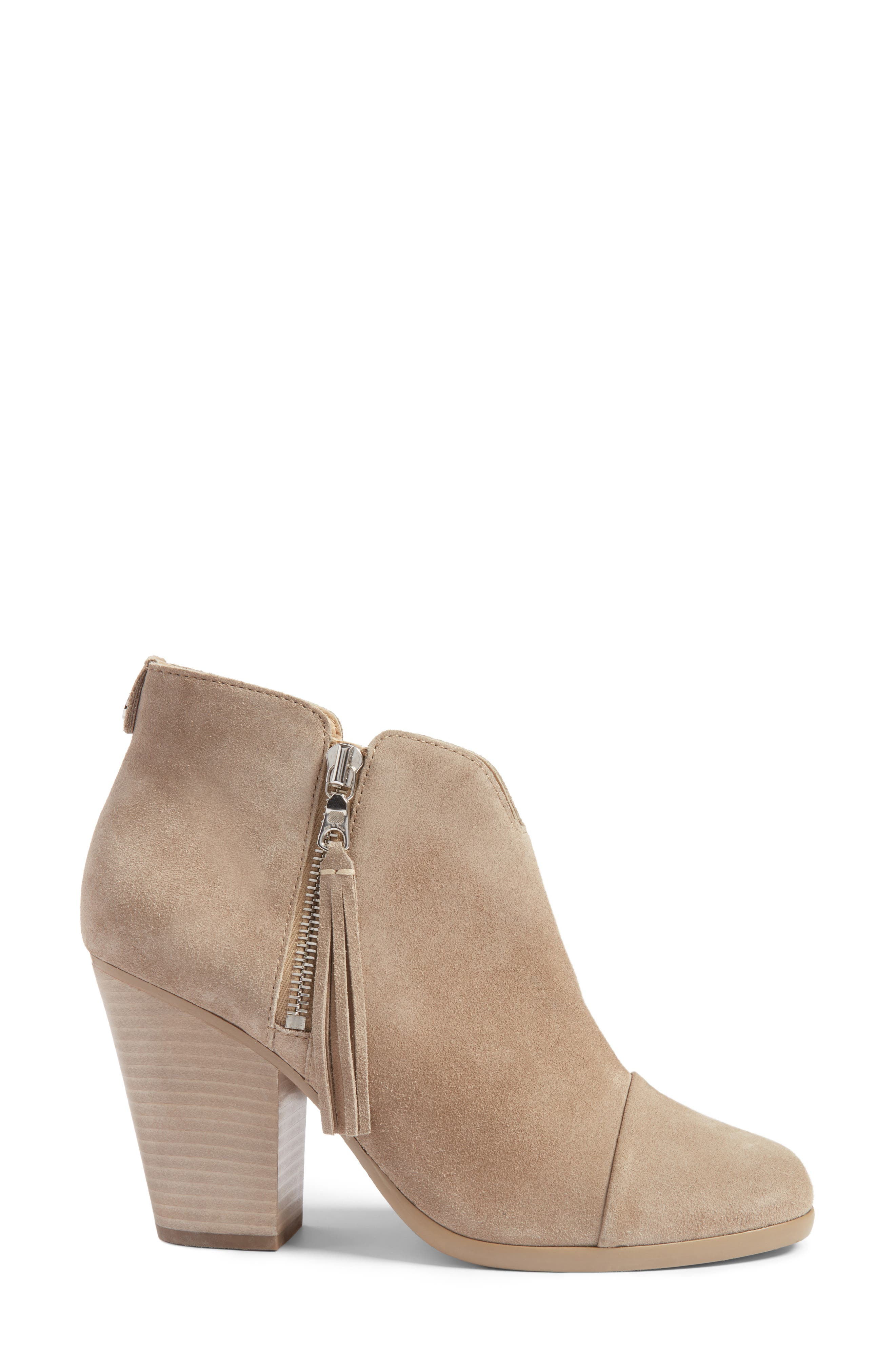 Alternate Image 3  - rag & bone Margot Fringe Cap Toe Bootie (Women)