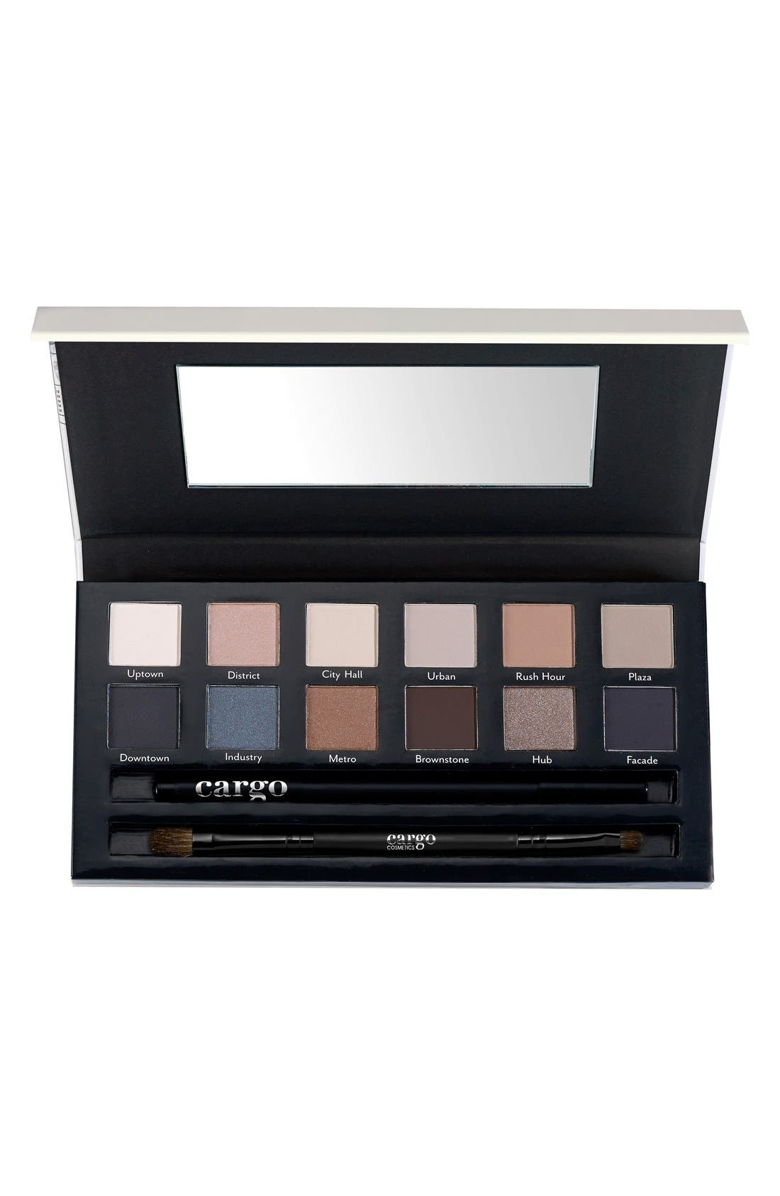 CARGO 'The Essentials' Eyeshadow Palette