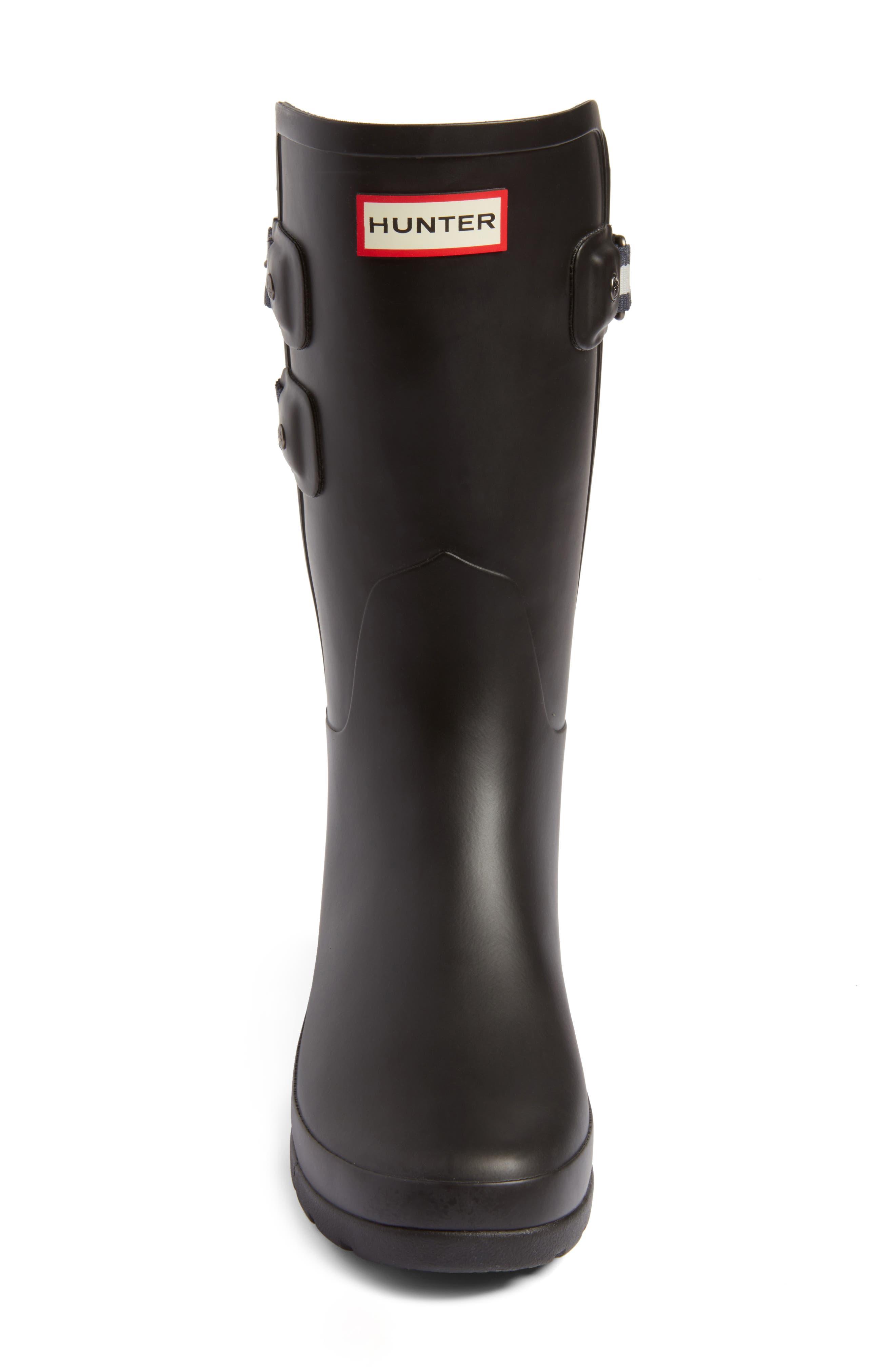 Alternate Image 4  - Hunter Original Refined Short Rain Boot (Women)