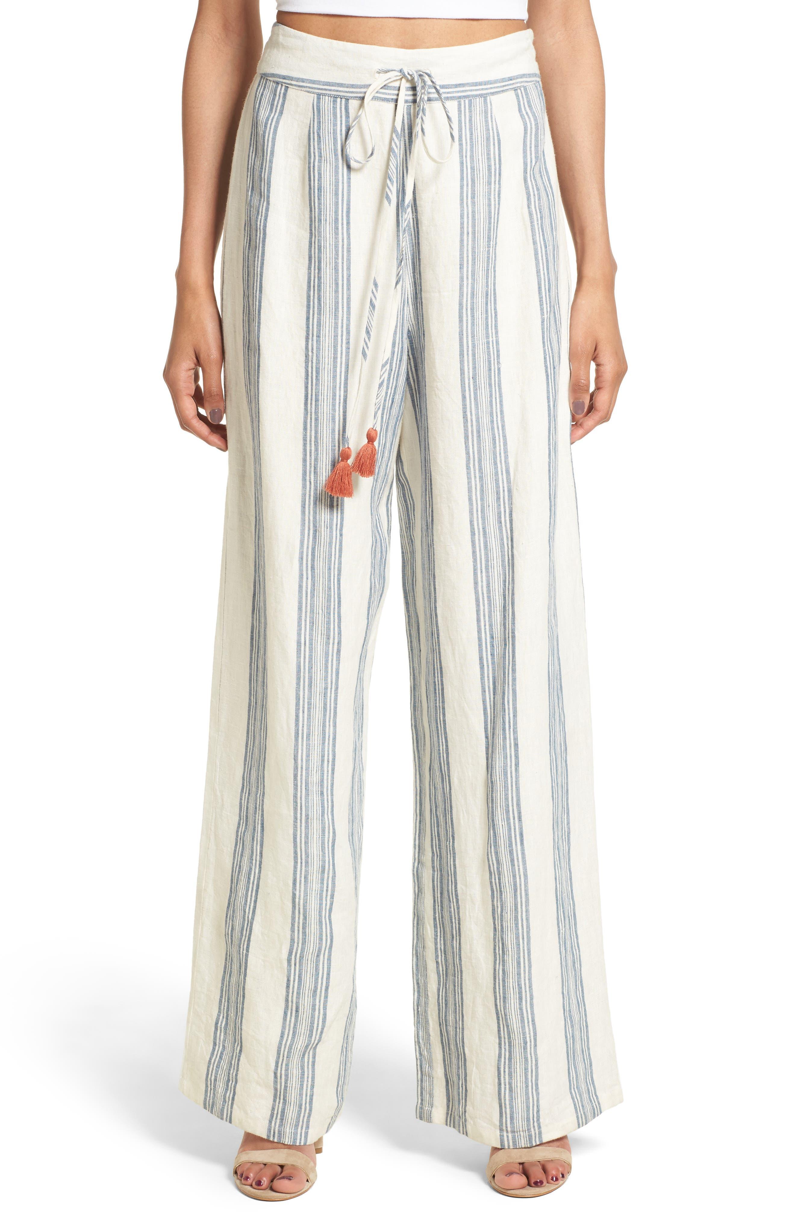 Tularosa Marley Linen Pants