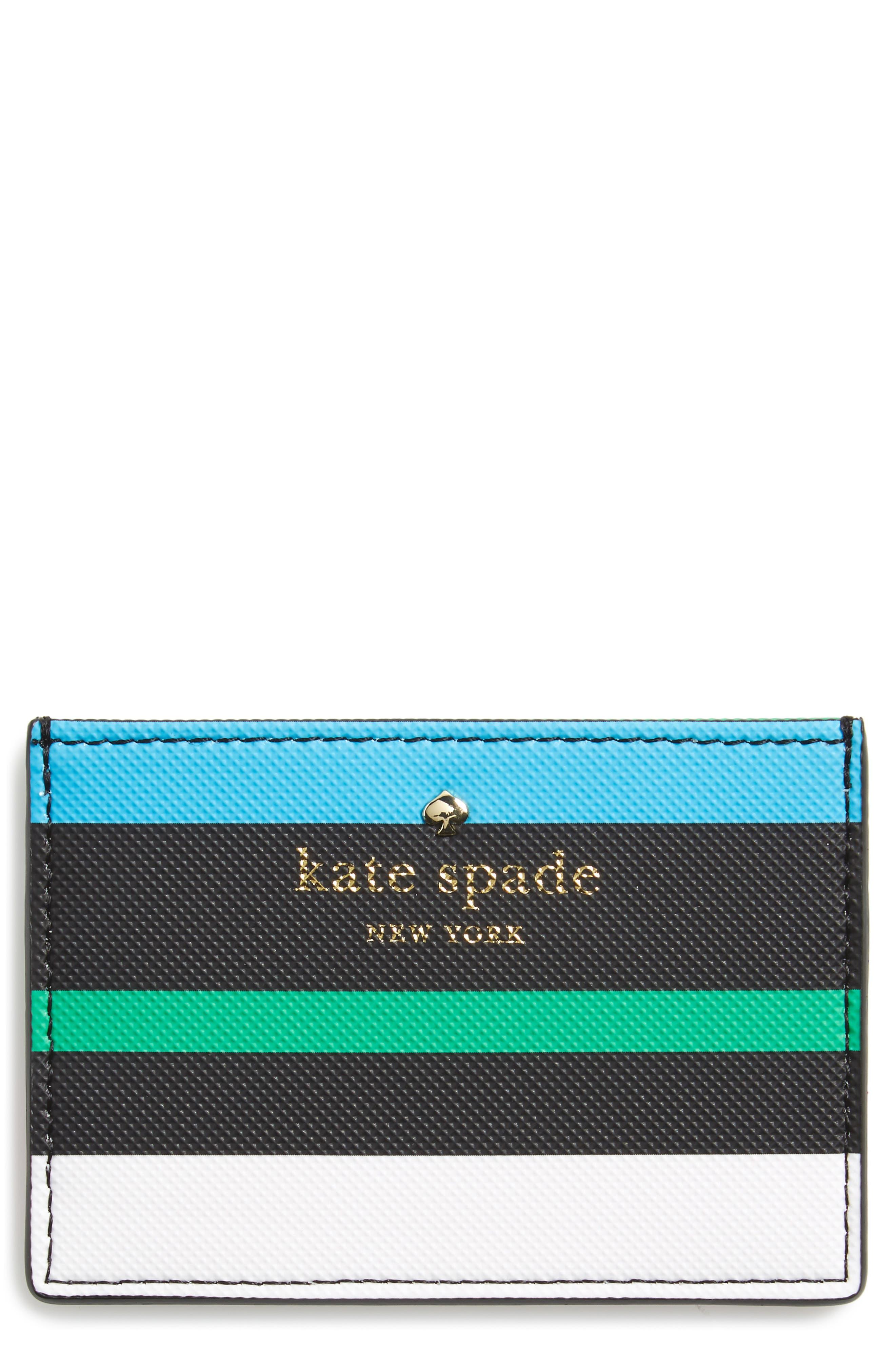 kate spade new york harding street fiesta card holder