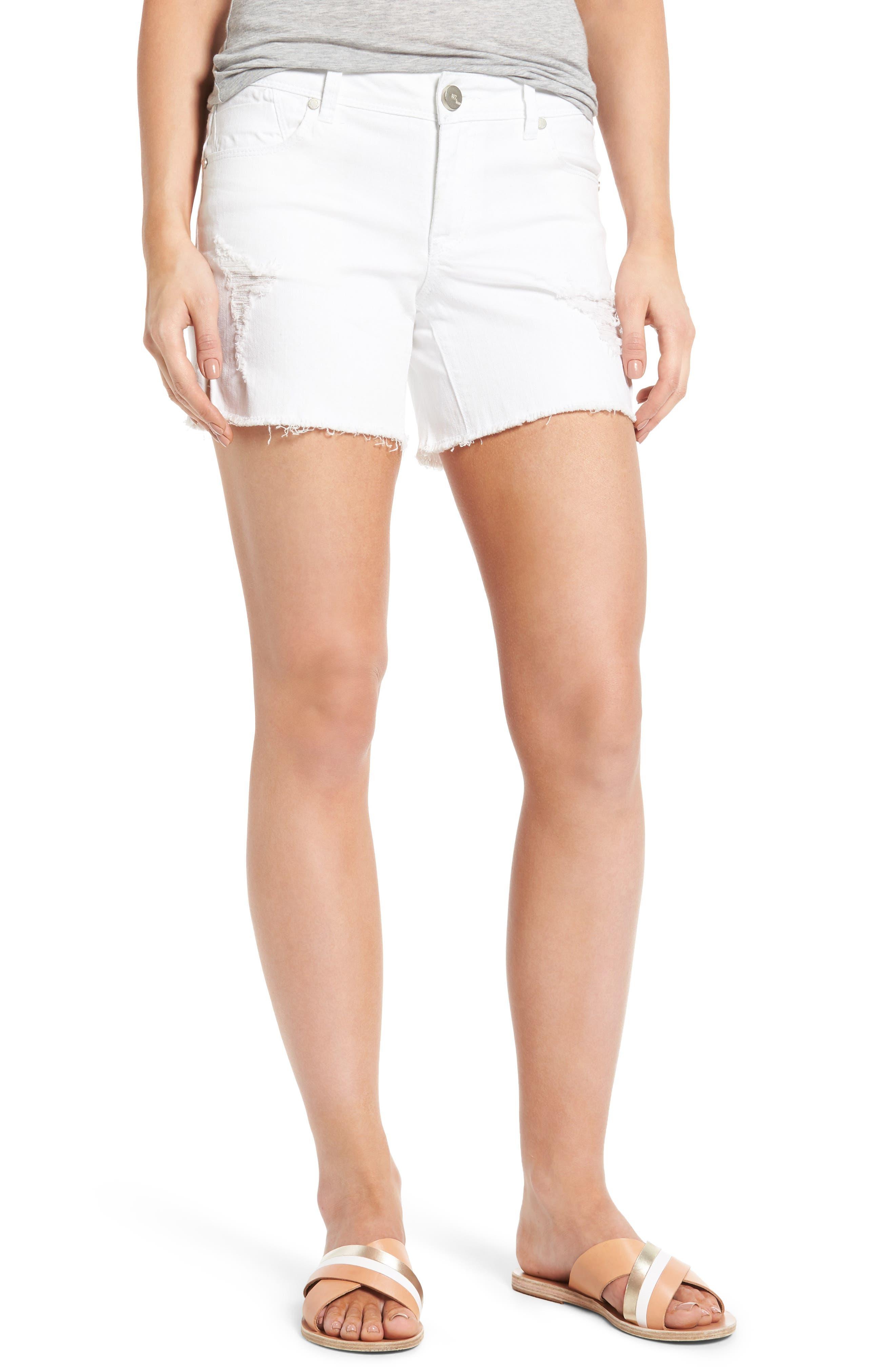 1822 Bowie Denim Shorts