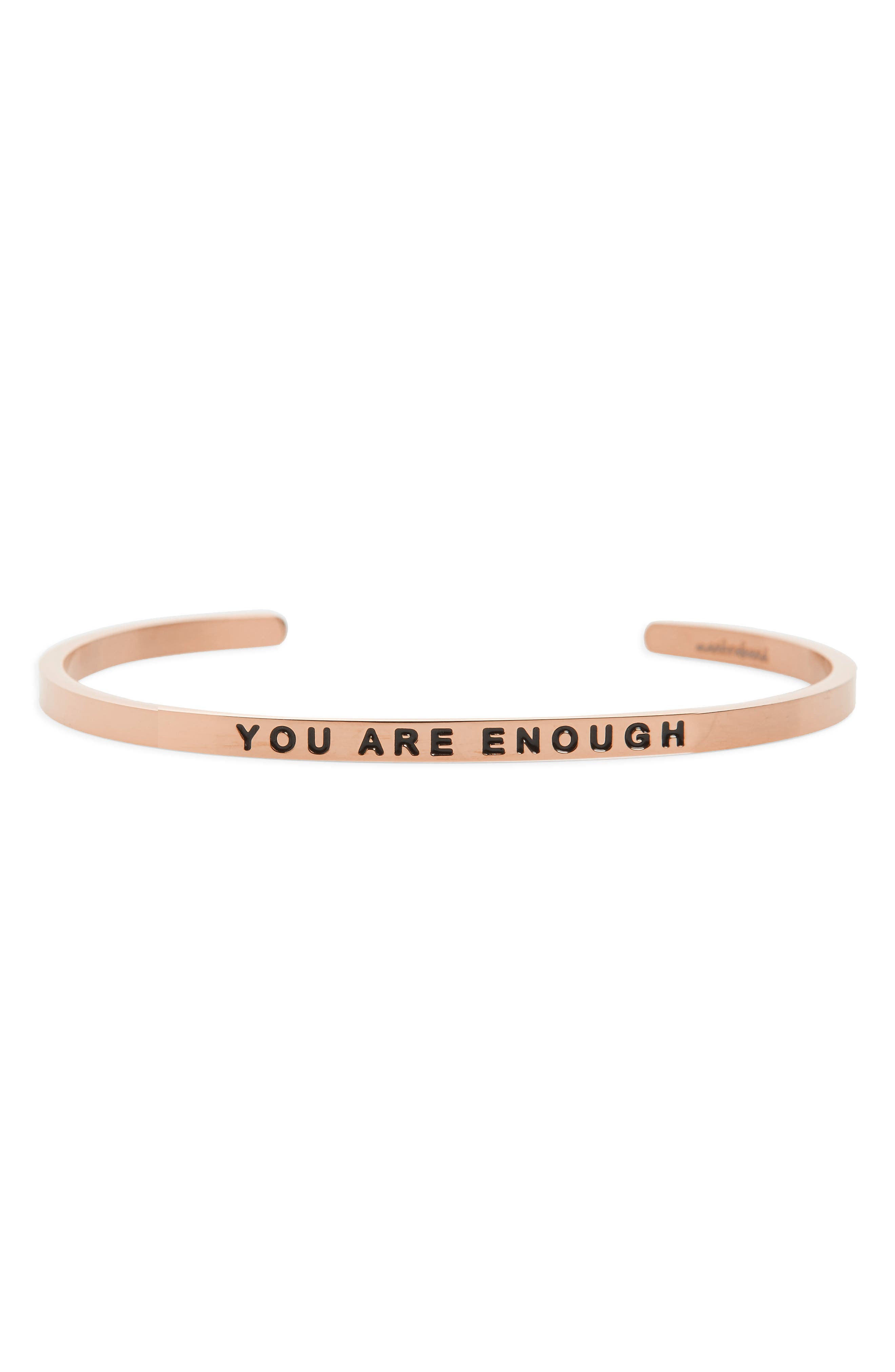 MantraBand You Are Enough Cuff