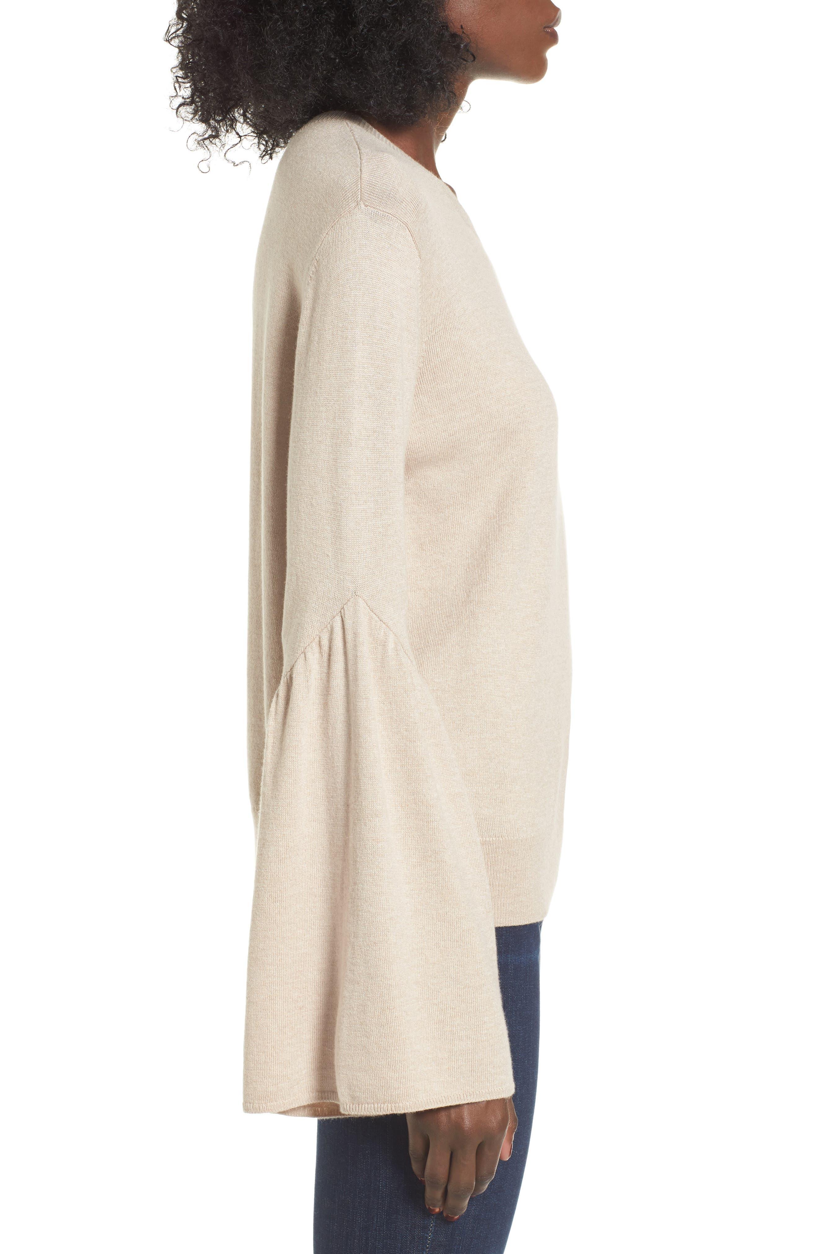 Alternate Image 3  - Leith Bell Sleeve Sweater