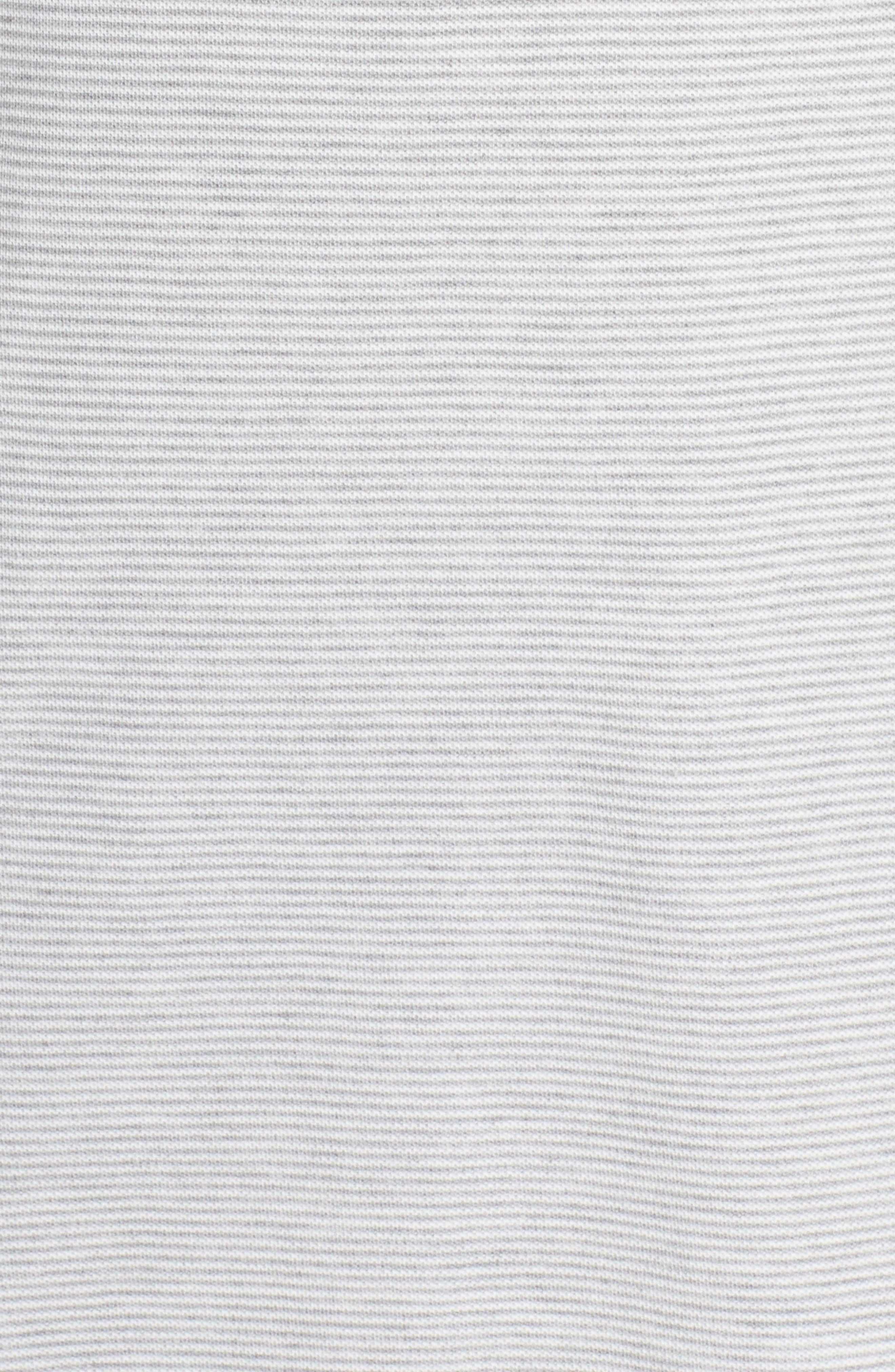 Alternate Image 6  - Lauren Ralph Lauren Longline Lounge Sweatshirt