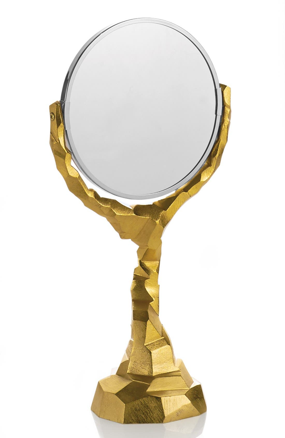 MICHAEL ARAM 'Rock' Countertop Vanity Mirror