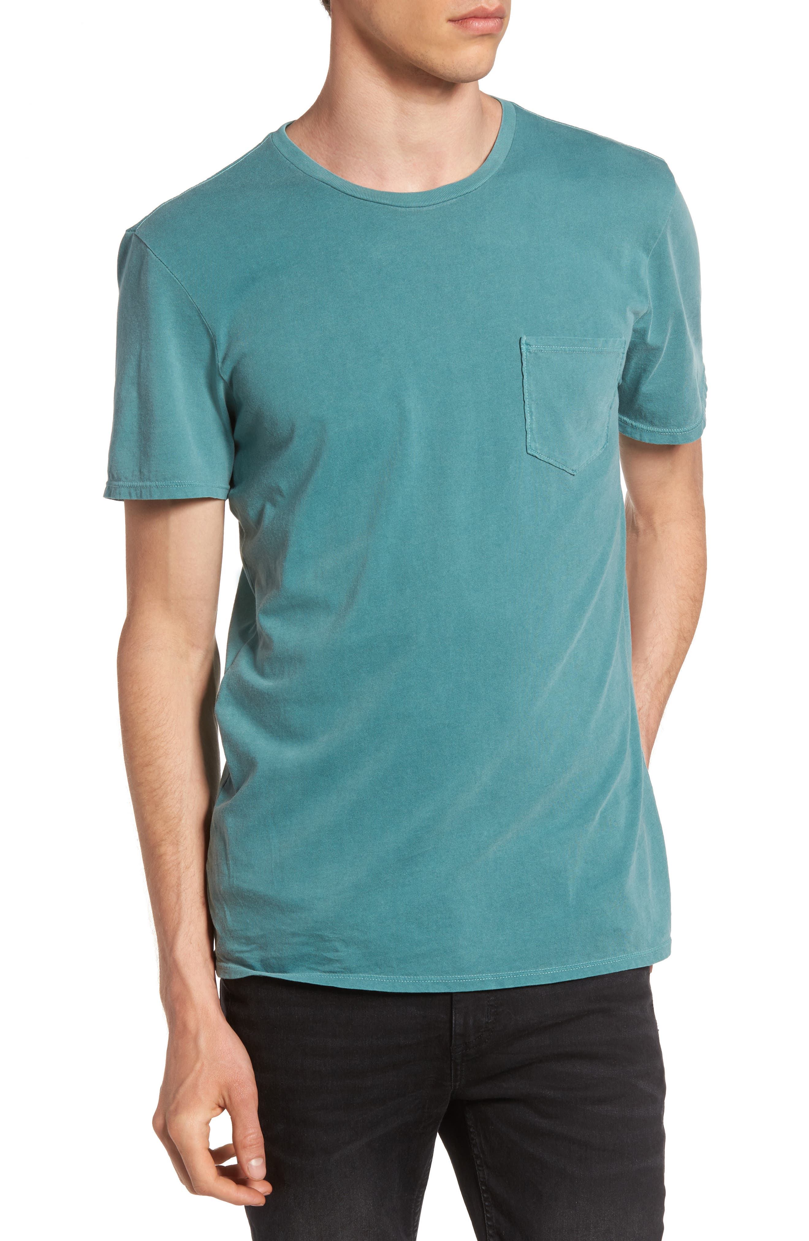 The Rail Garment Washed Pocket T-Shirt (2 for $30)