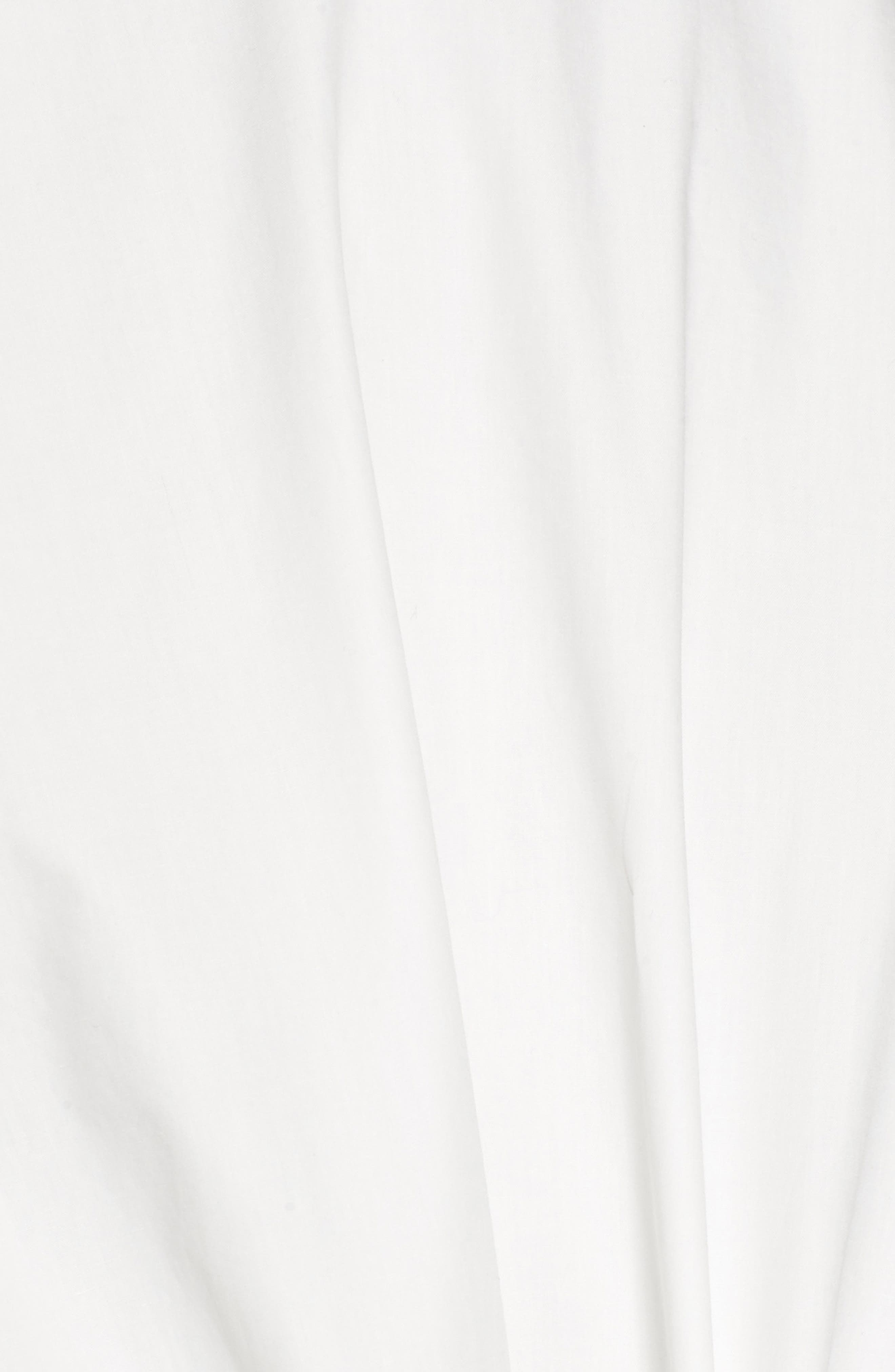 Alternate Image 6  - BP. Tie Front Blouse