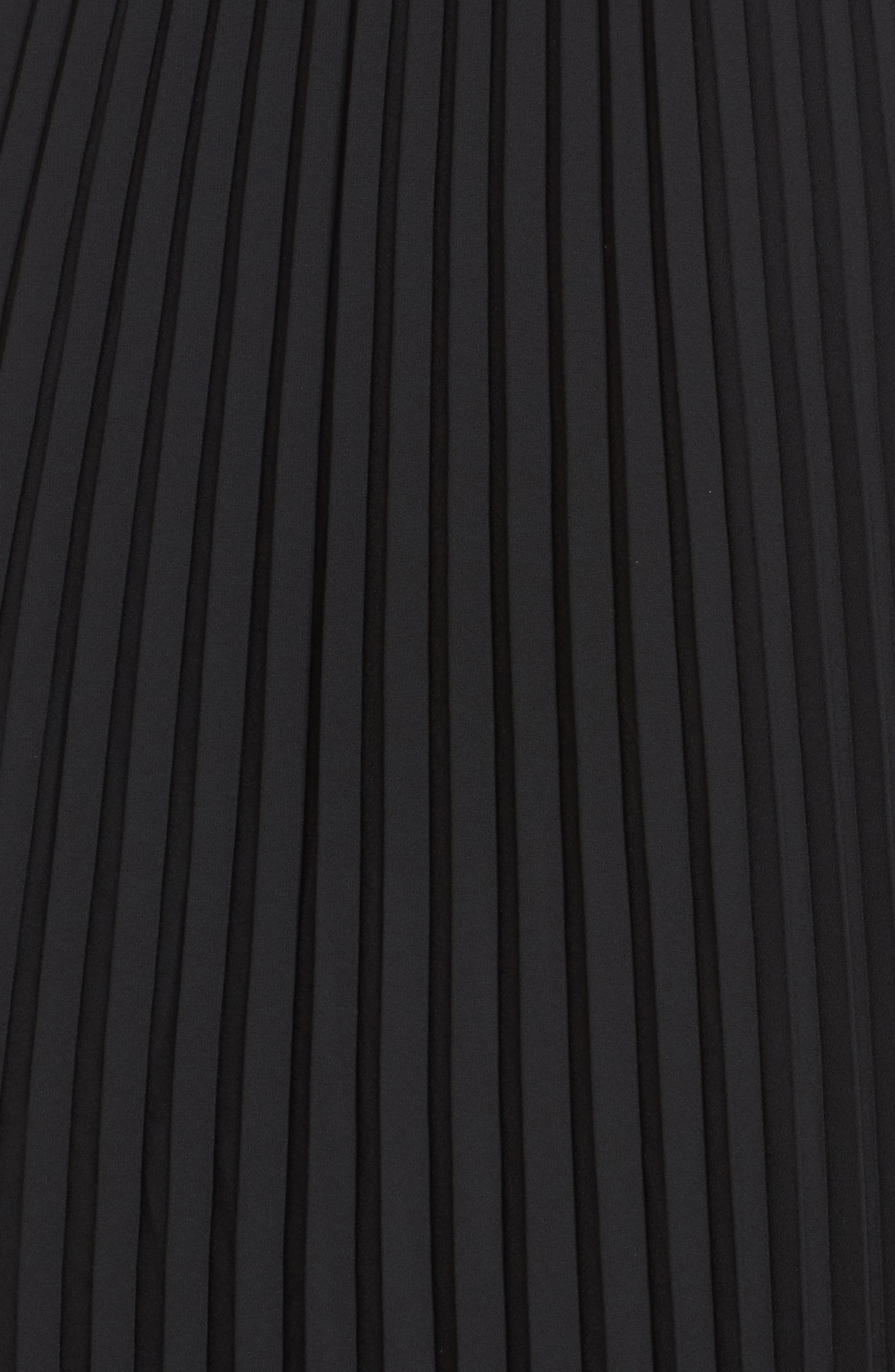 Alternate Image 5  - BP. Pleated Midi Skirt