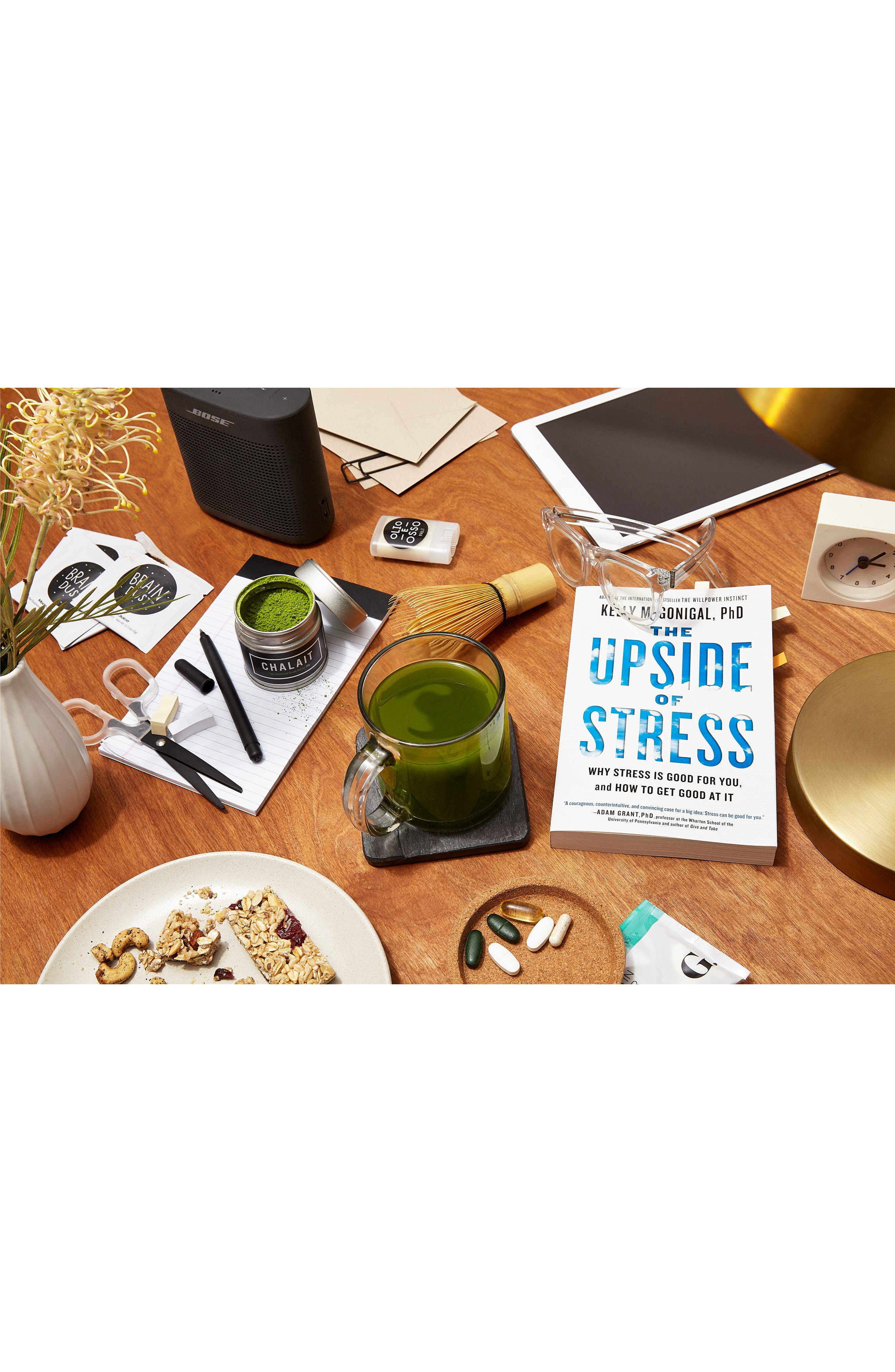 Alternate Image 2  - The Upside of Stress Book