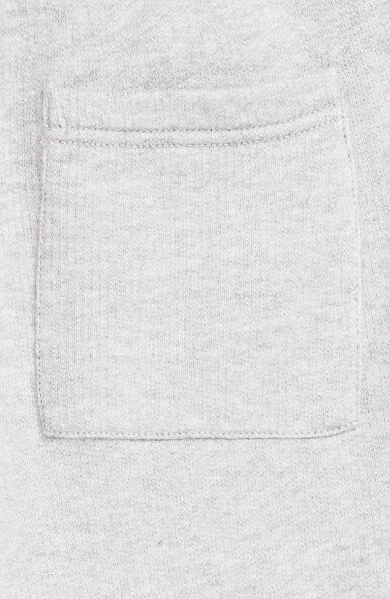 Alternate Image 3  - Tucker + Tate Raw Hem Knit Shorts (Big Boys)