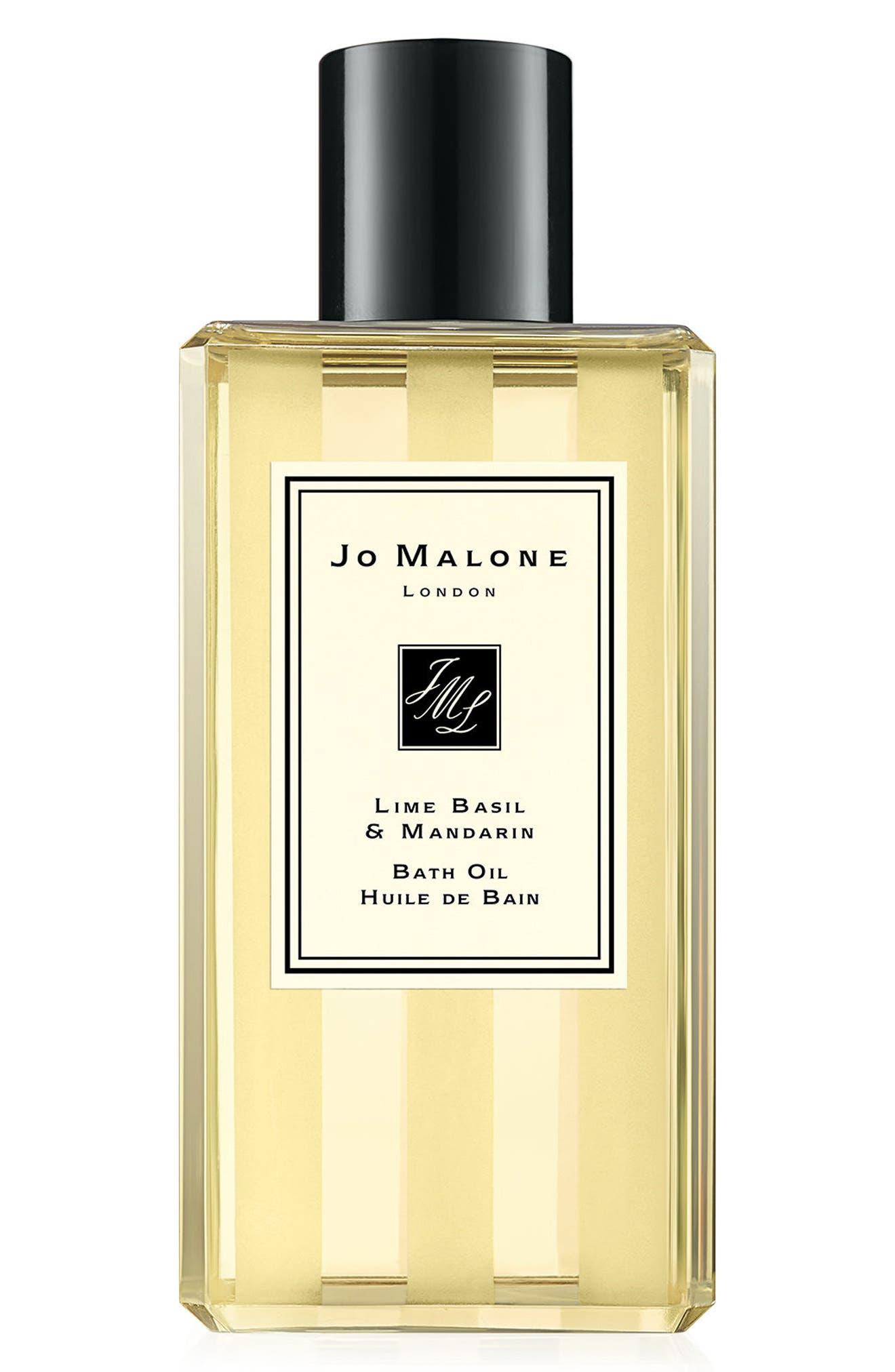 Alternate Image 1 Selected - Jo Malone London™ 'Lime Basil & Mandarin' Bath Oil (8.5 oz.)