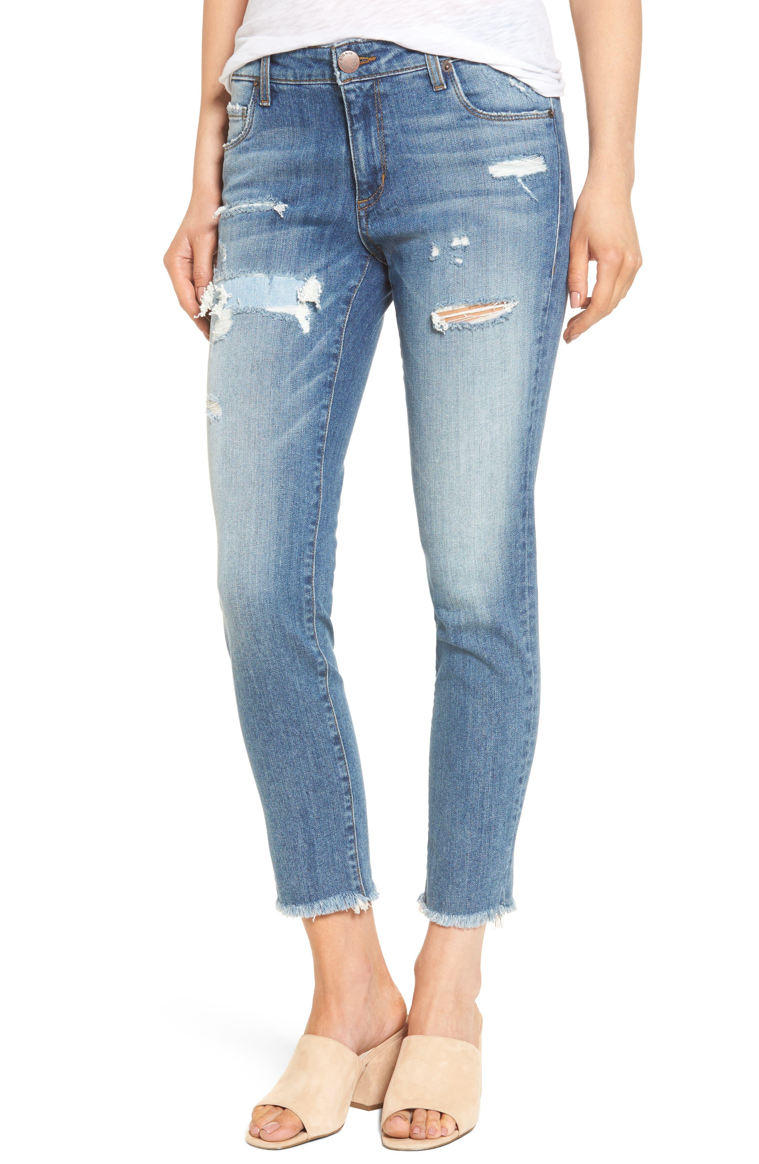 STS Blue Taylor Rip & Repair Jeans (Randolph)