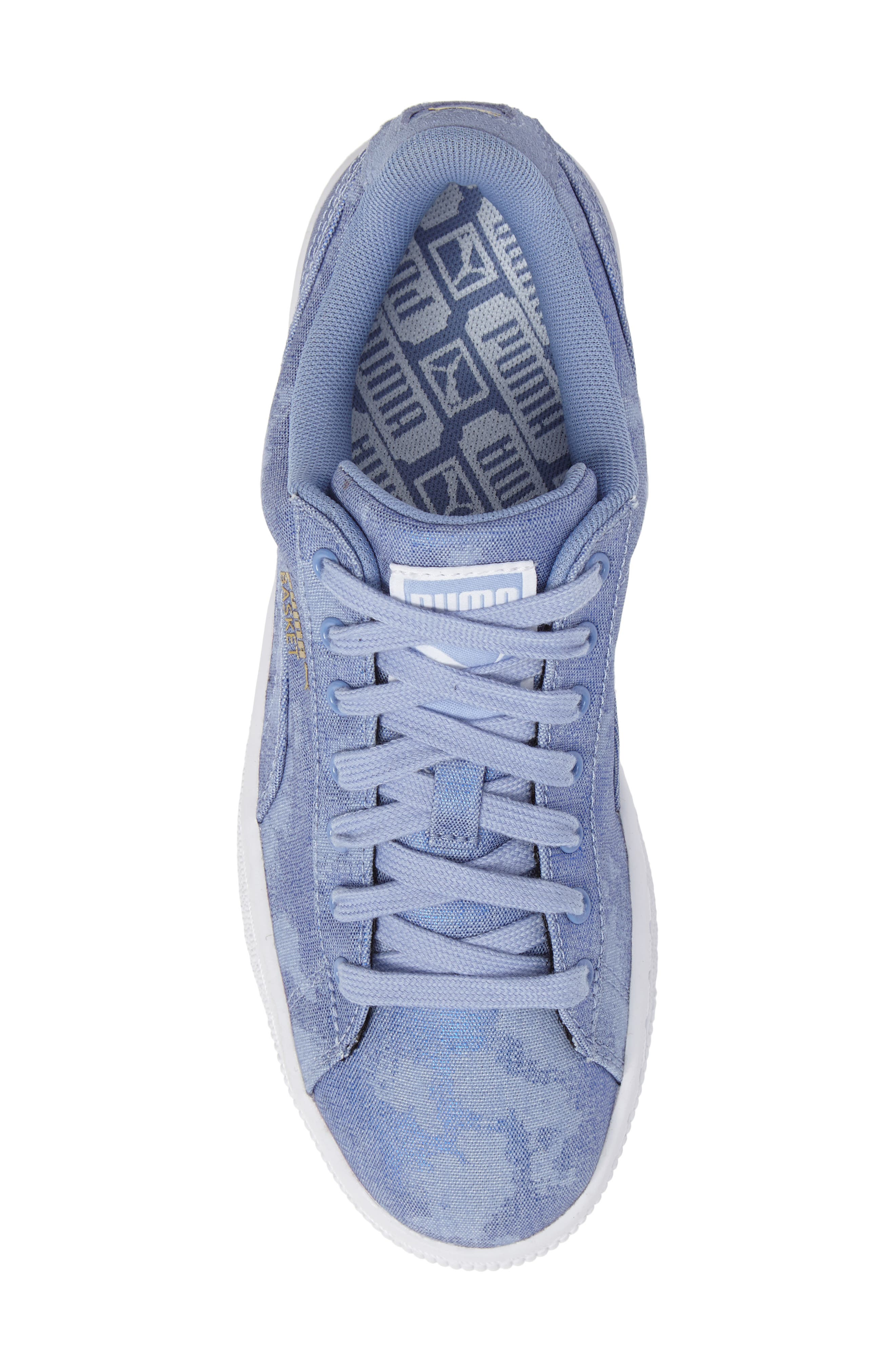 Alternate Image 4  - PUMA 'Basket' Sneaker (Women)