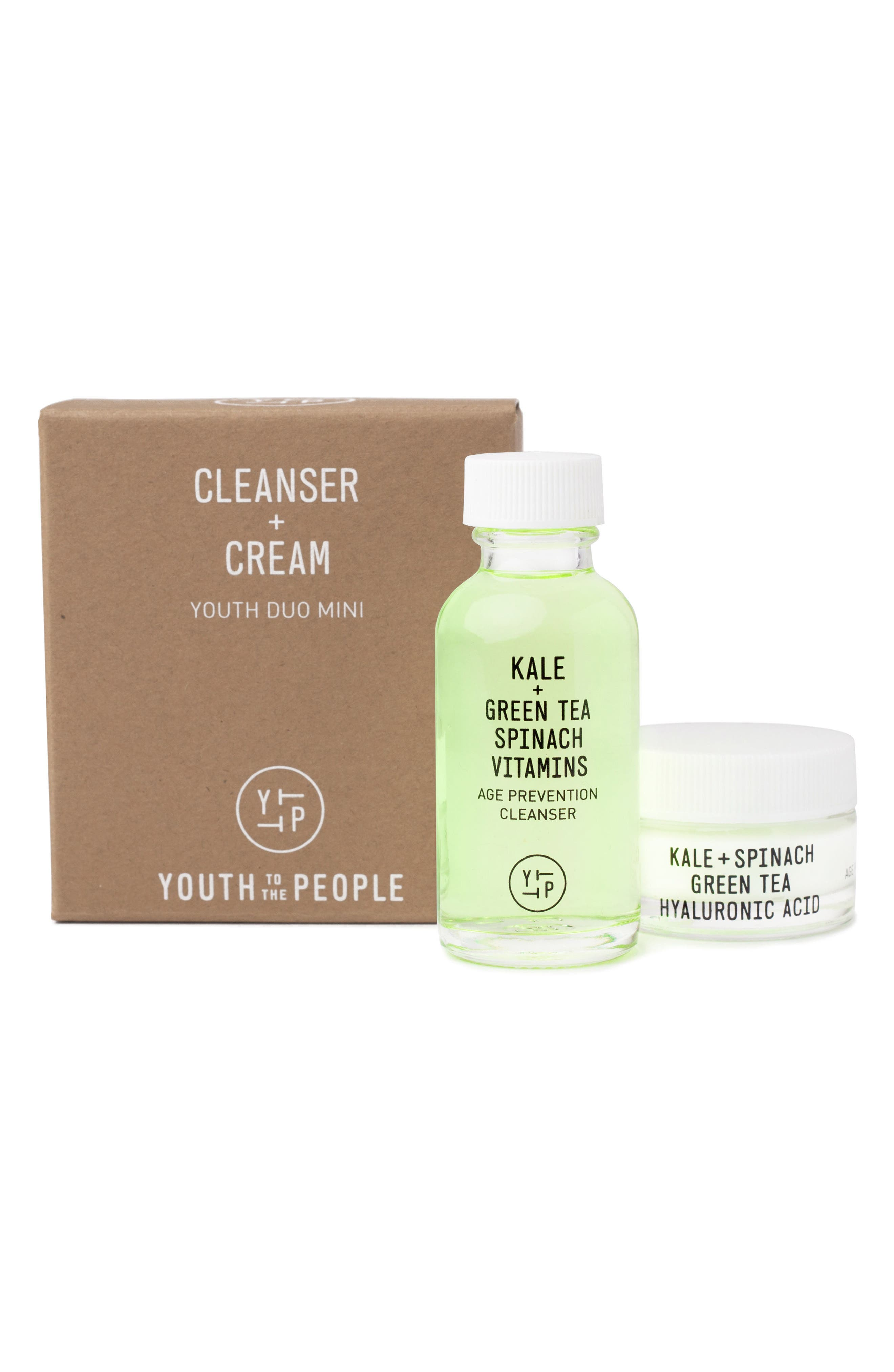Youth to the People Age Prevention Superfood Mini Duo