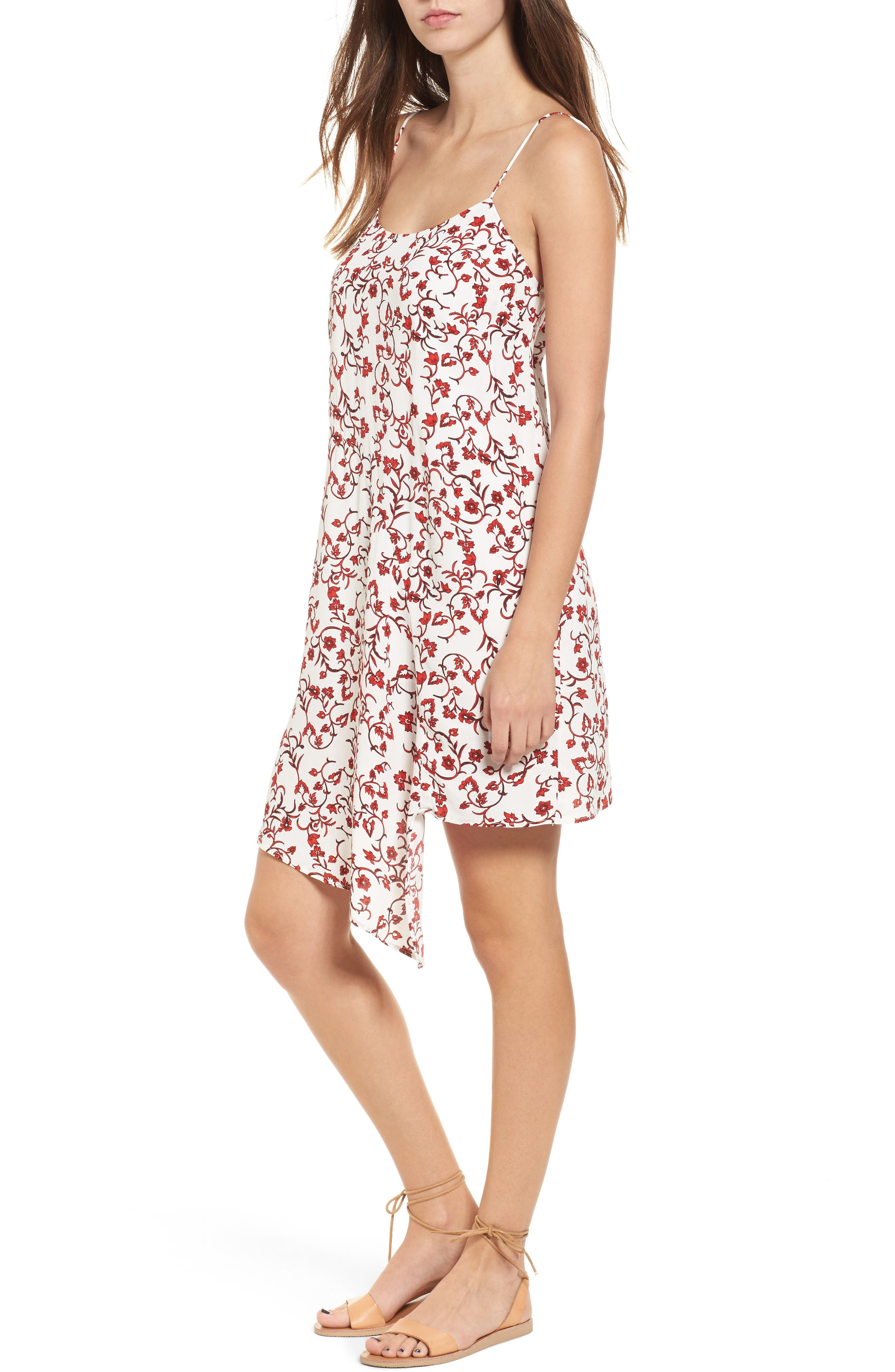 The Fifth Label The Rhythm Floral Print Dress