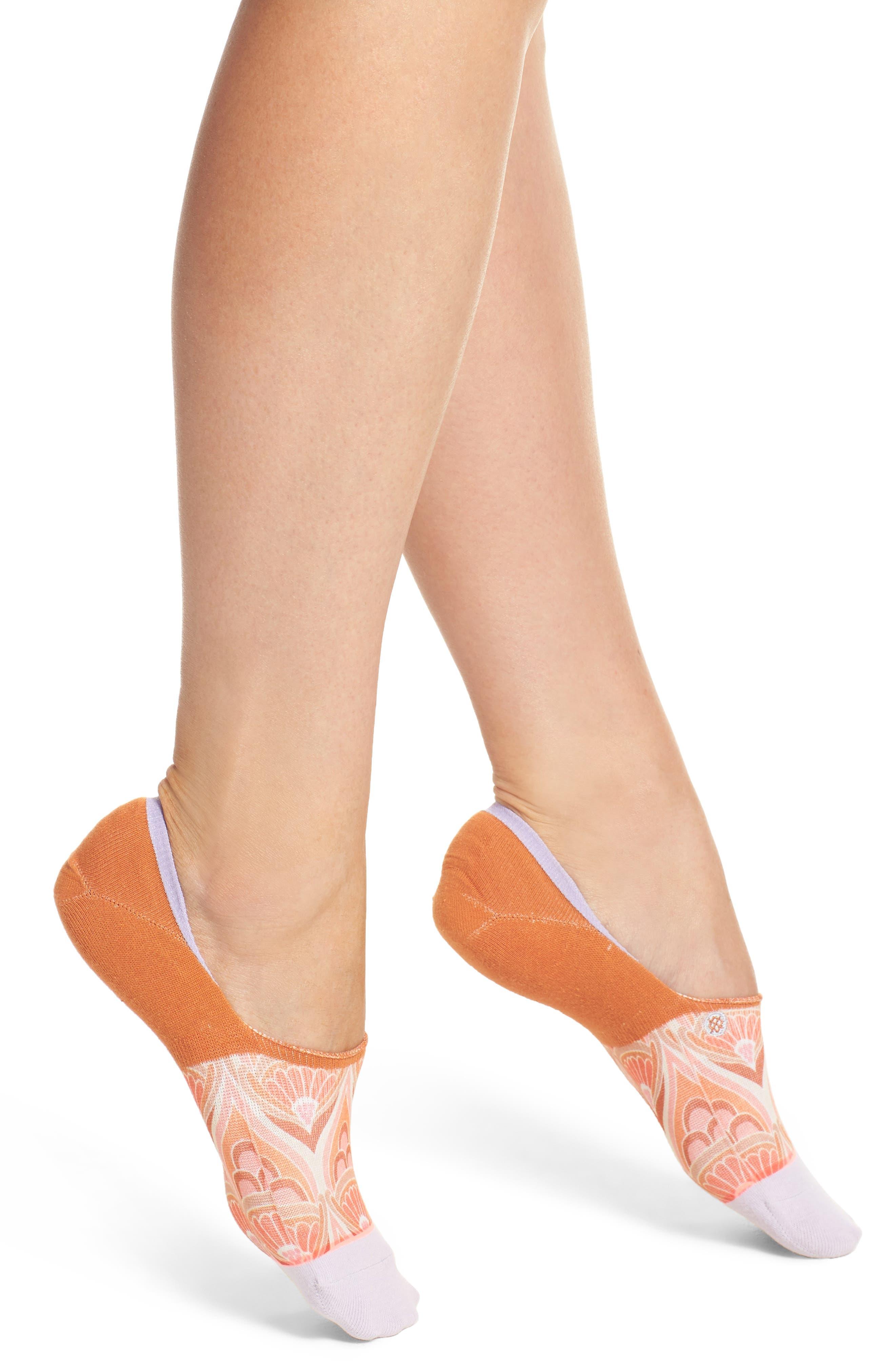 Stance Farrah Super Invisible No-Show Socks