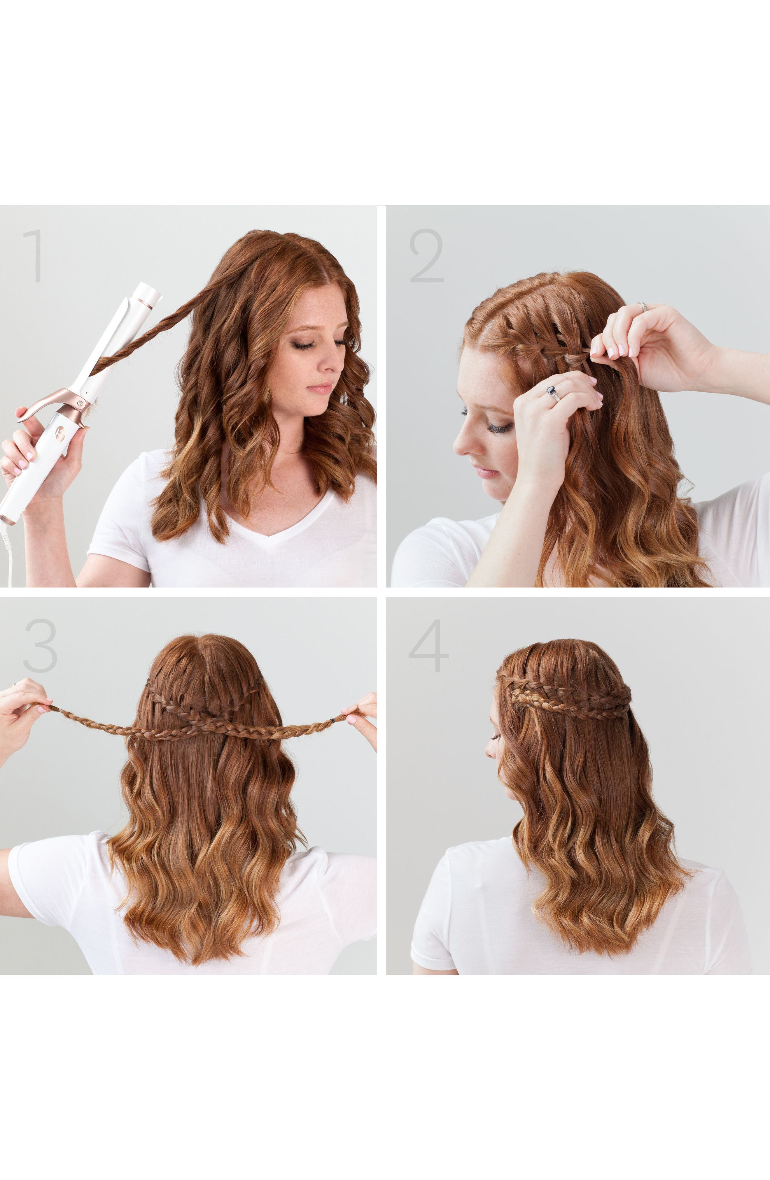 Alternate Image 3  - T3 Twirl Convertible Curling Iron with Interchangeable Clip Barrel (1.25 inch)