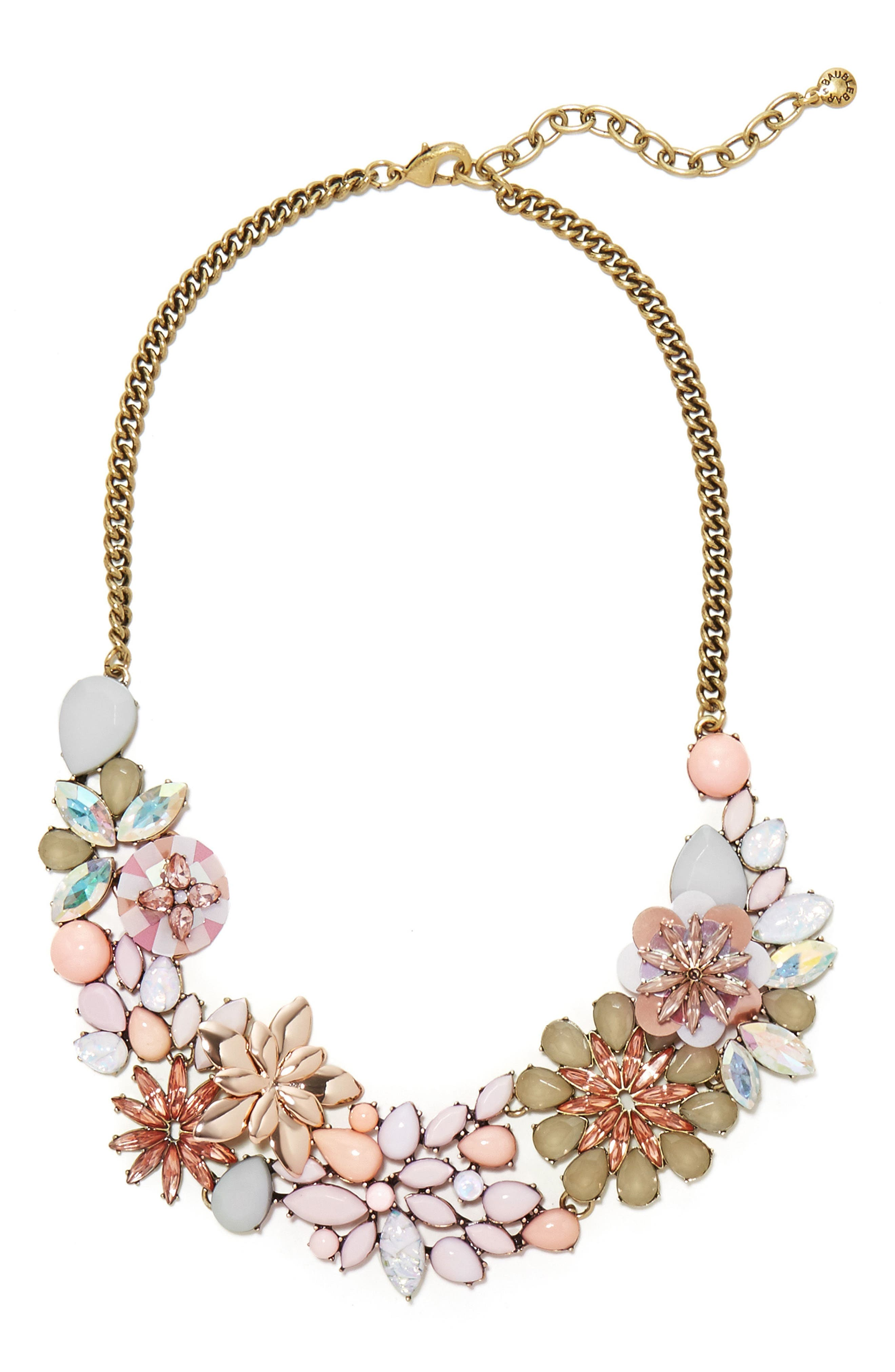 BaubleBar Ariana Bib Necklace