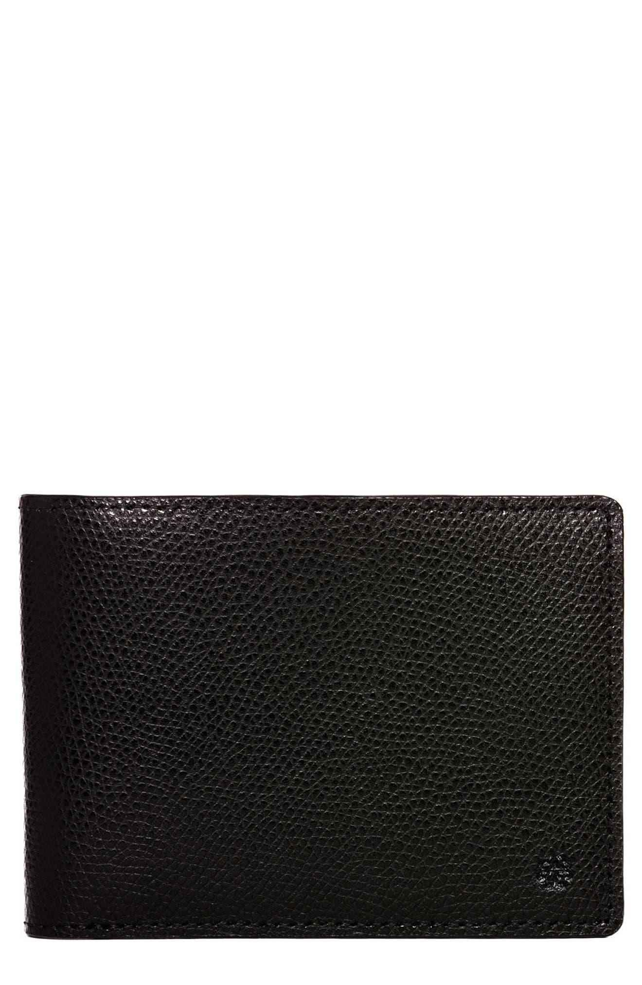hook + ALBERT Leather Wallet