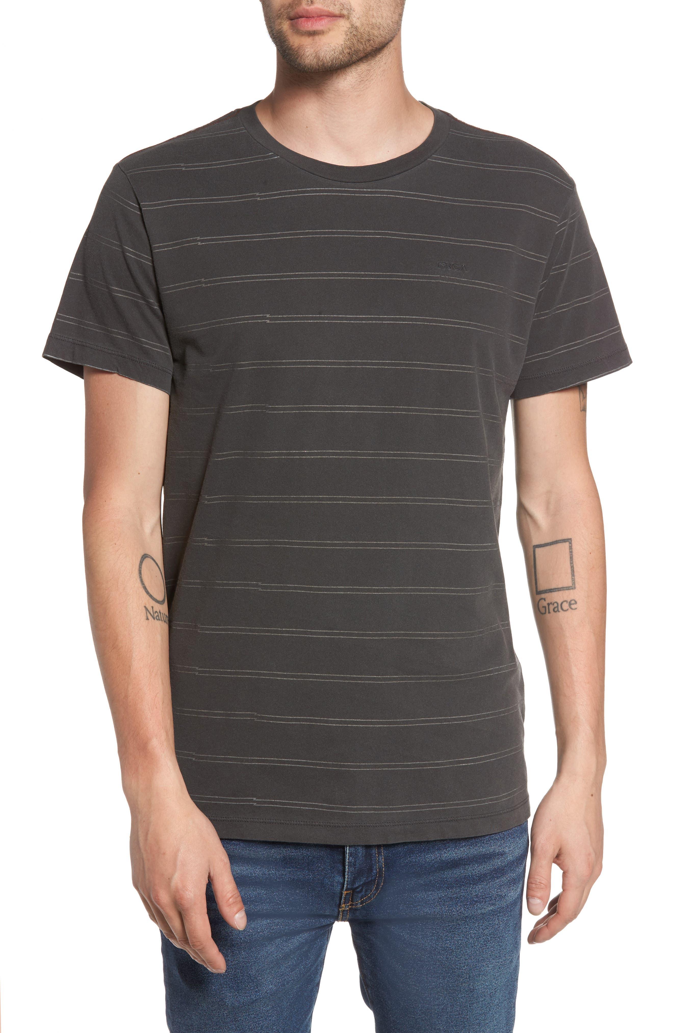 RVCA Double Stripe T-Shirt