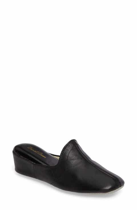Daniel Green Glamour Scuff Slipper (Women)