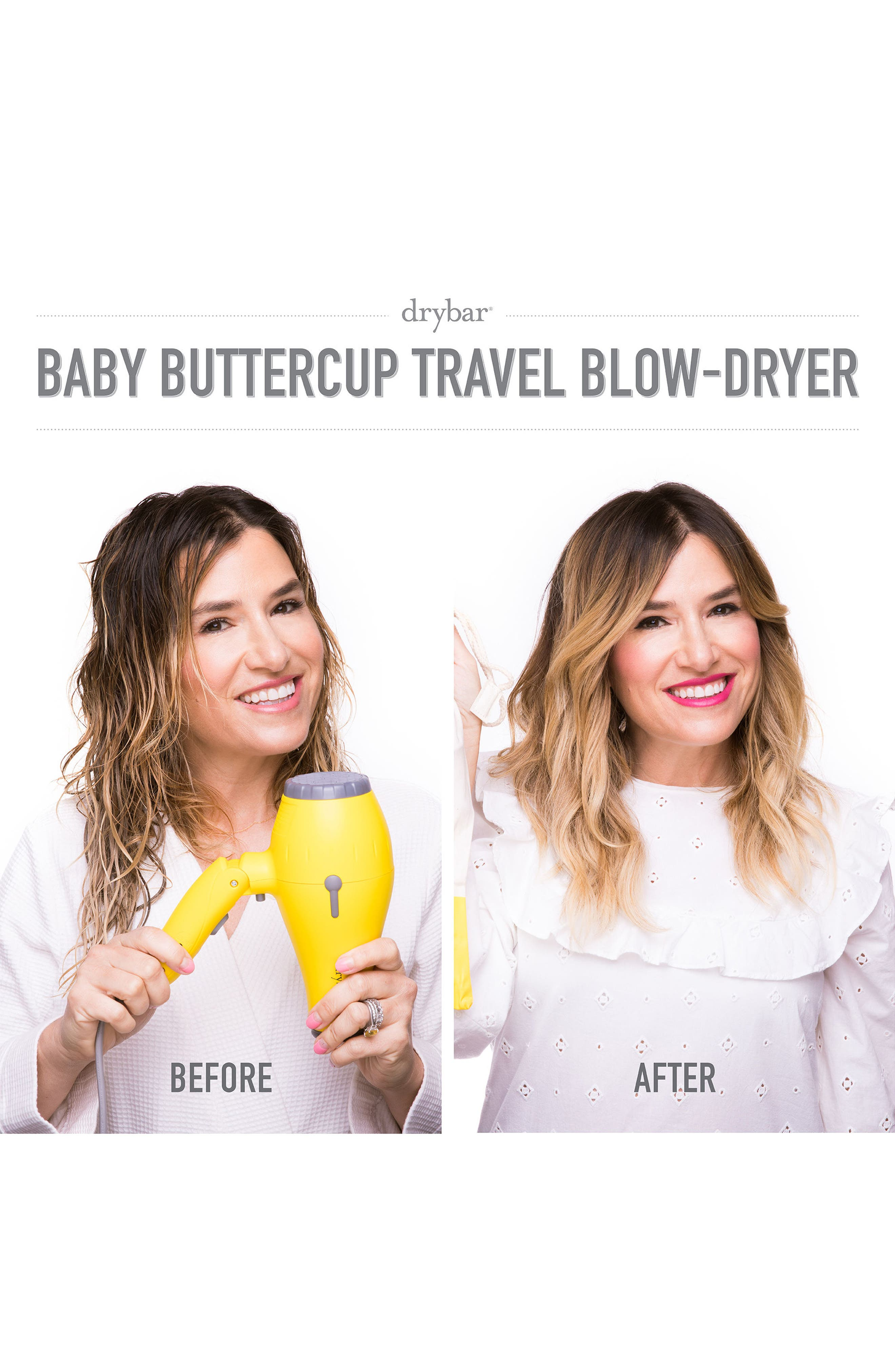 Alternate Image 7  - Drybar Baby Buttercup Travel Blow Dryer